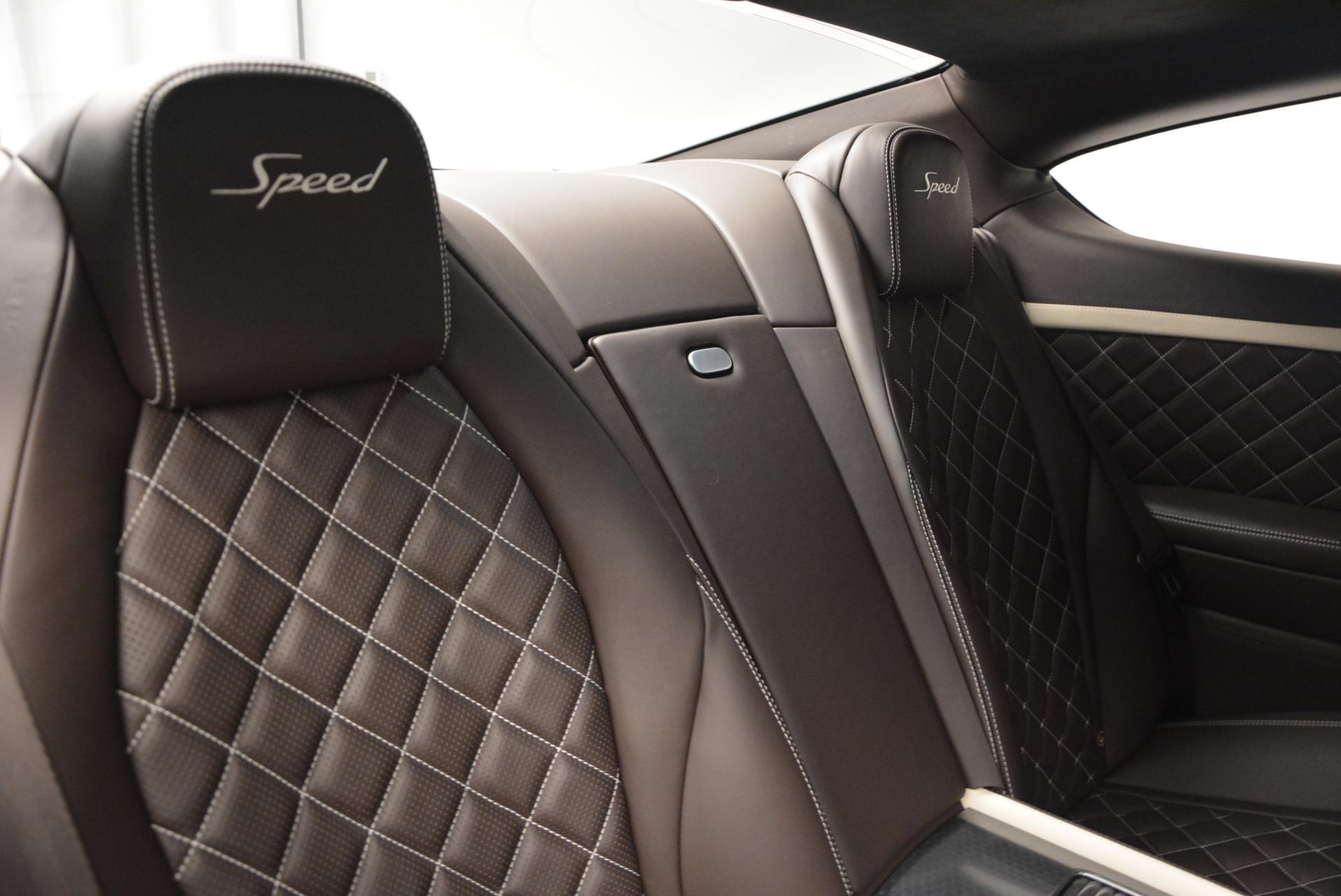 Used 2016 Bentley Continental GT Speed  For Sale In Westport, CT 25_p20