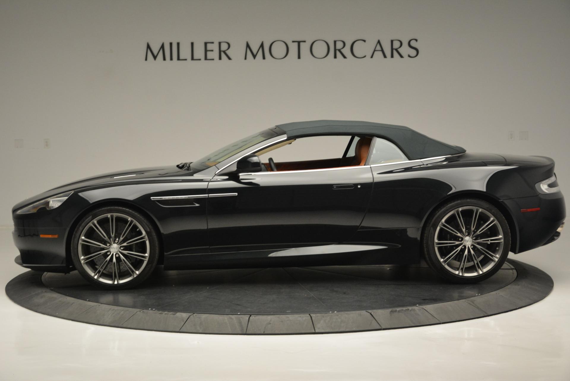 Used 2012 Aston Martin Virage Volante For Sale In Westport, CT 2508_p15