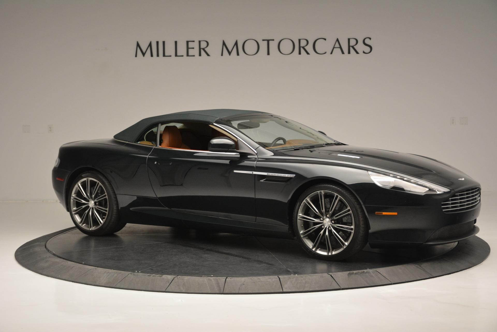 Used 2012 Aston Martin Virage Volante For Sale In Westport, CT 2508_p17