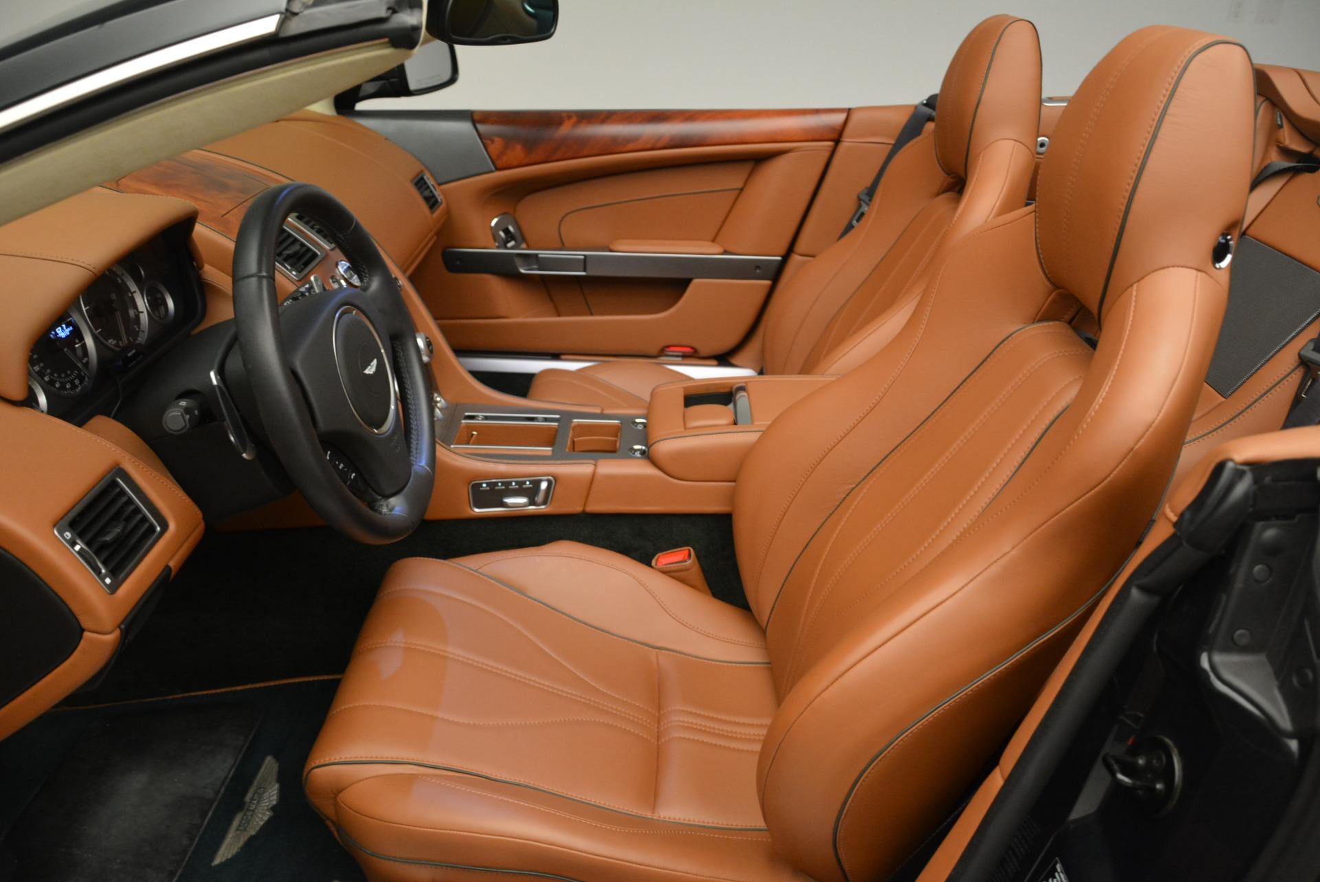 Used 2012 Aston Martin Virage Volante For Sale In Westport, CT 2508_p19