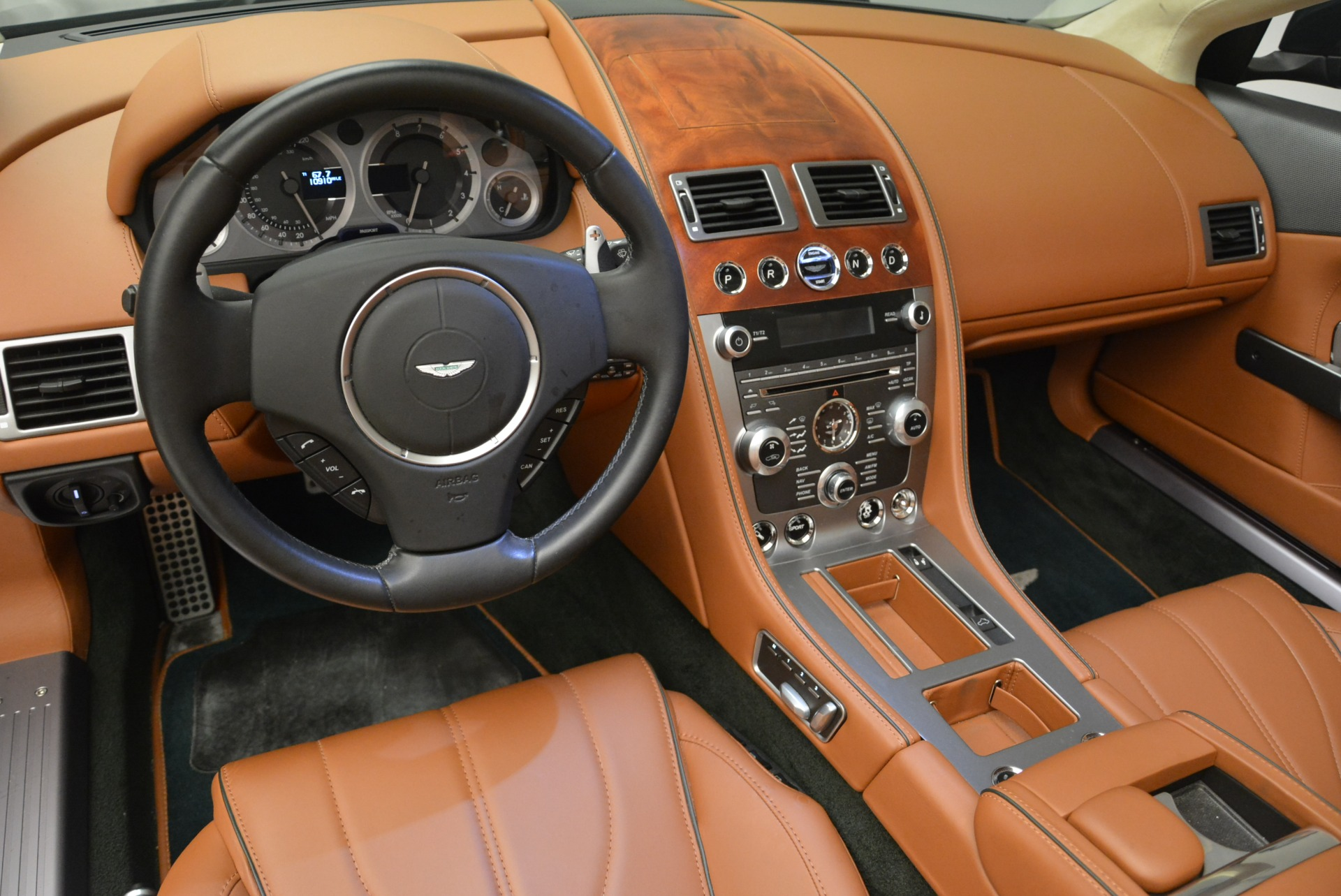 Used 2012 Aston Martin Virage Volante For Sale In Westport, CT 2508_p20