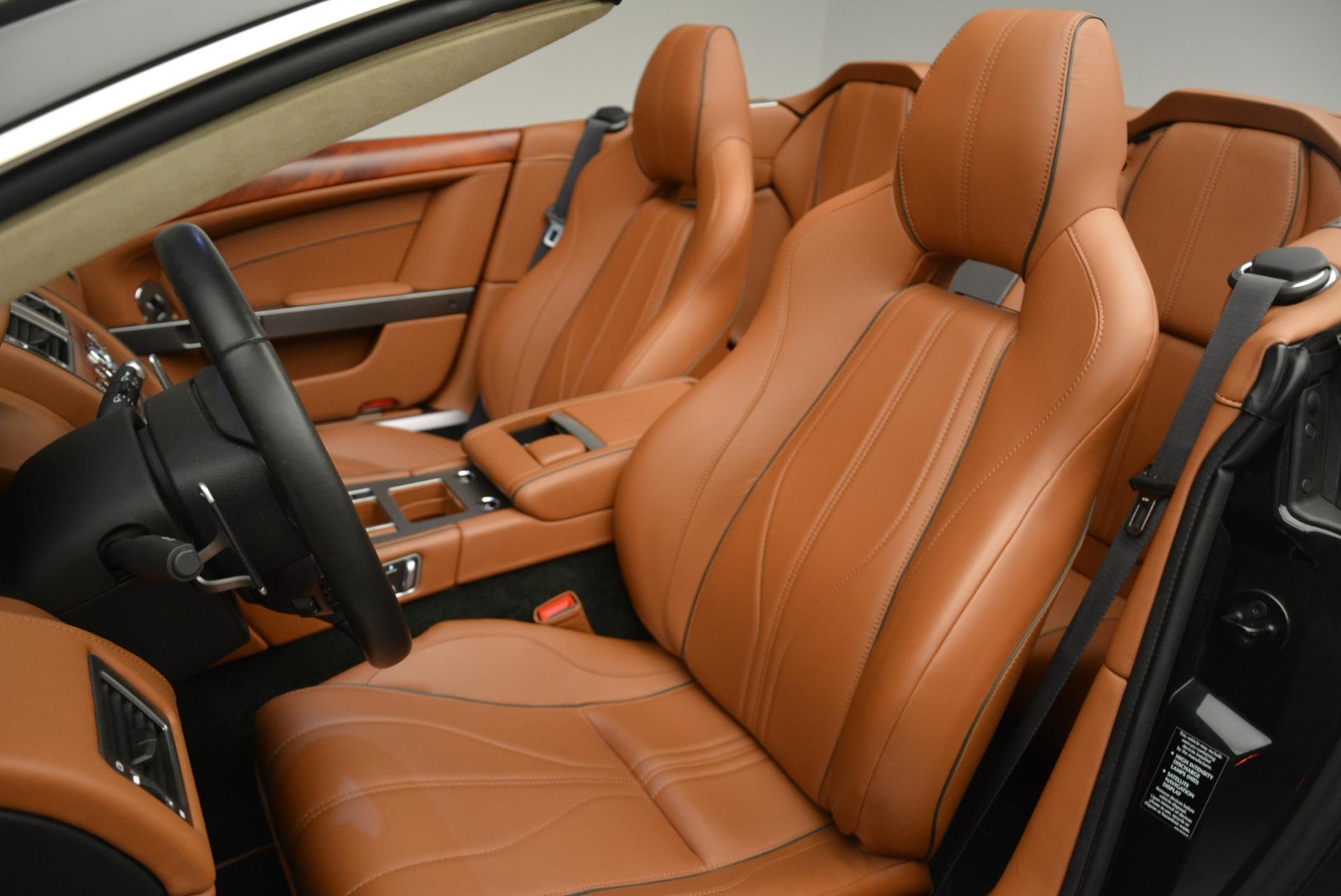 Used 2012 Aston Martin Virage Volante For Sale In Westport, CT 2508_p21