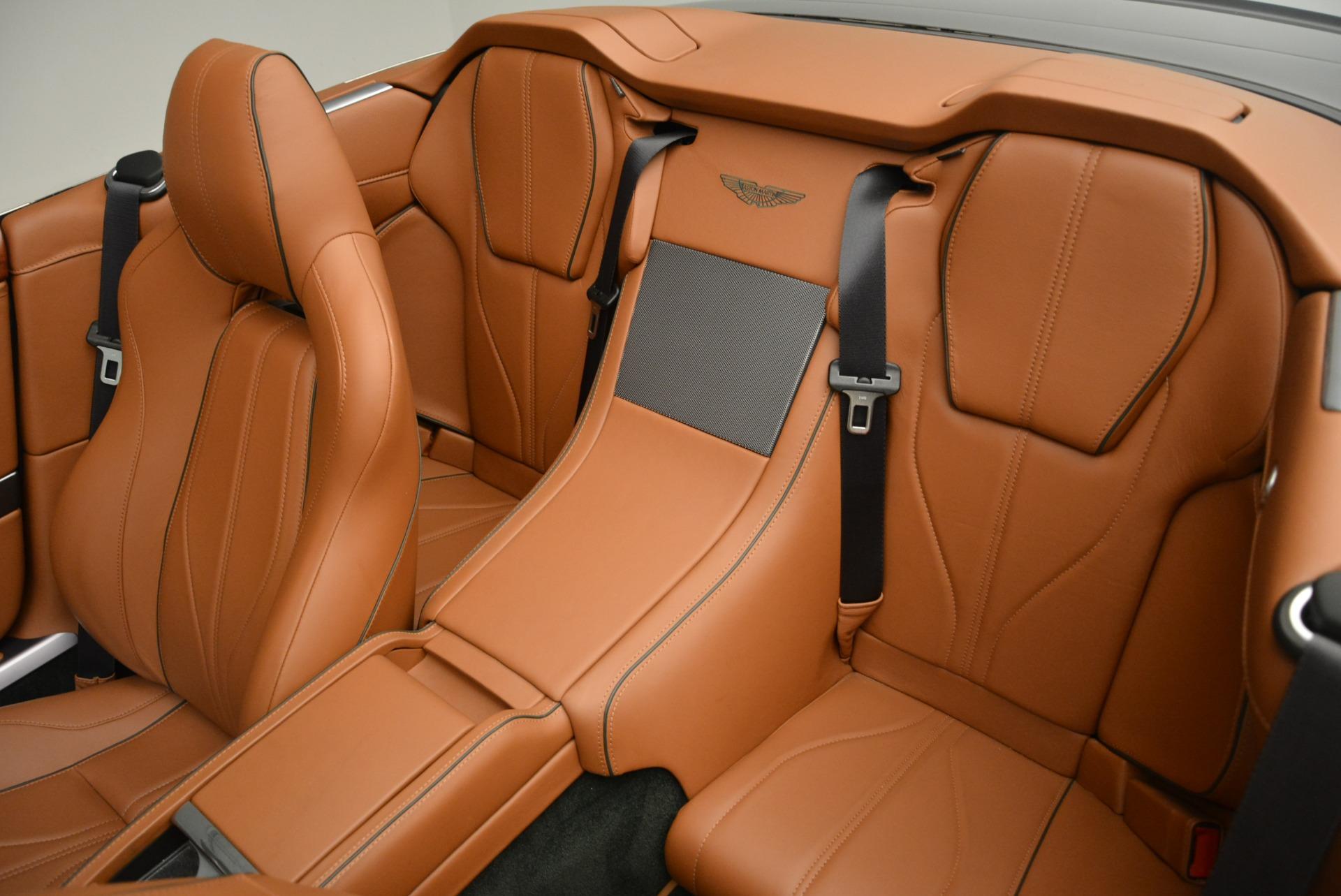 Used 2012 Aston Martin Virage Volante For Sale In Westport, CT 2508_p22