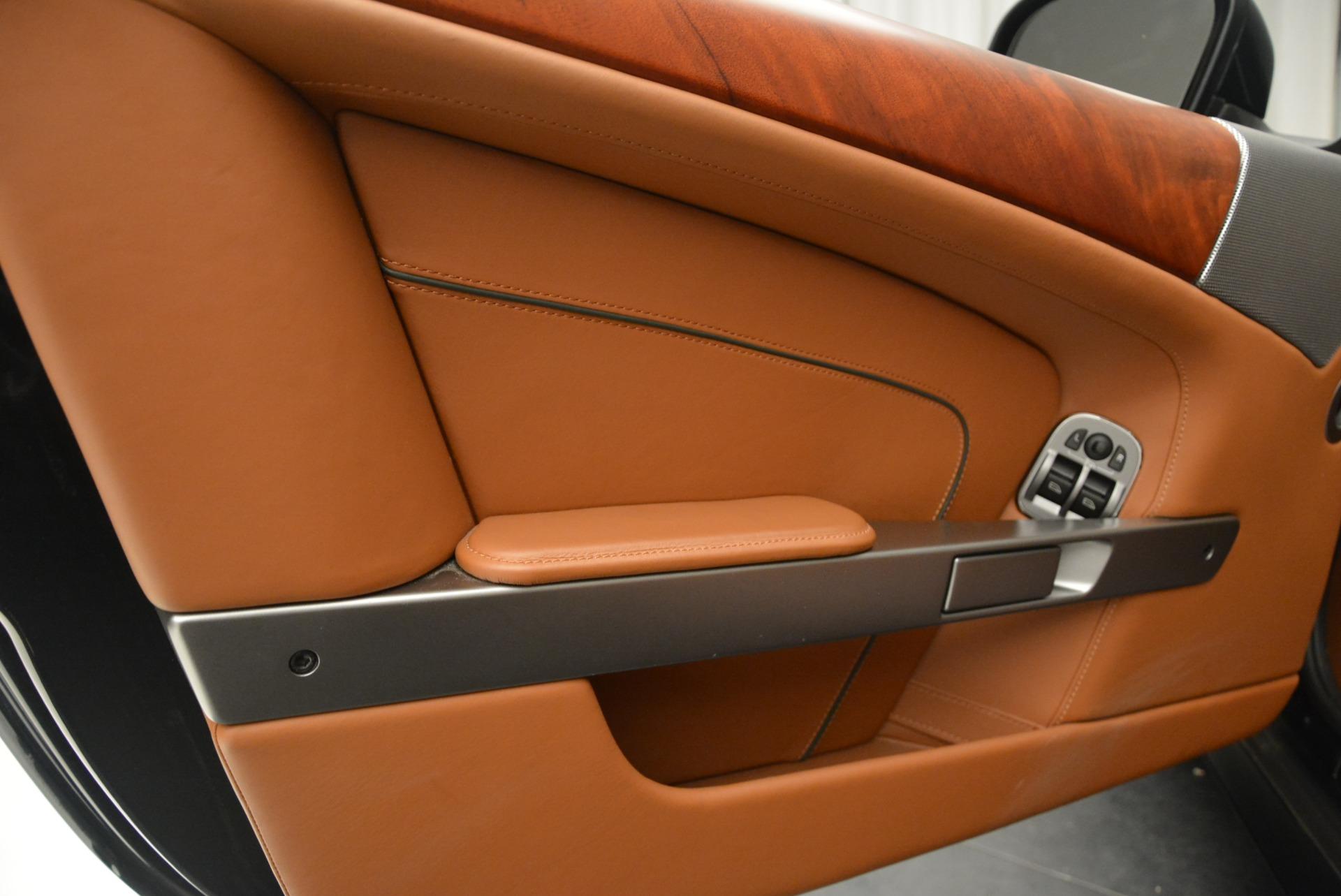 Used 2012 Aston Martin Virage Volante For Sale In Westport, CT 2508_p23