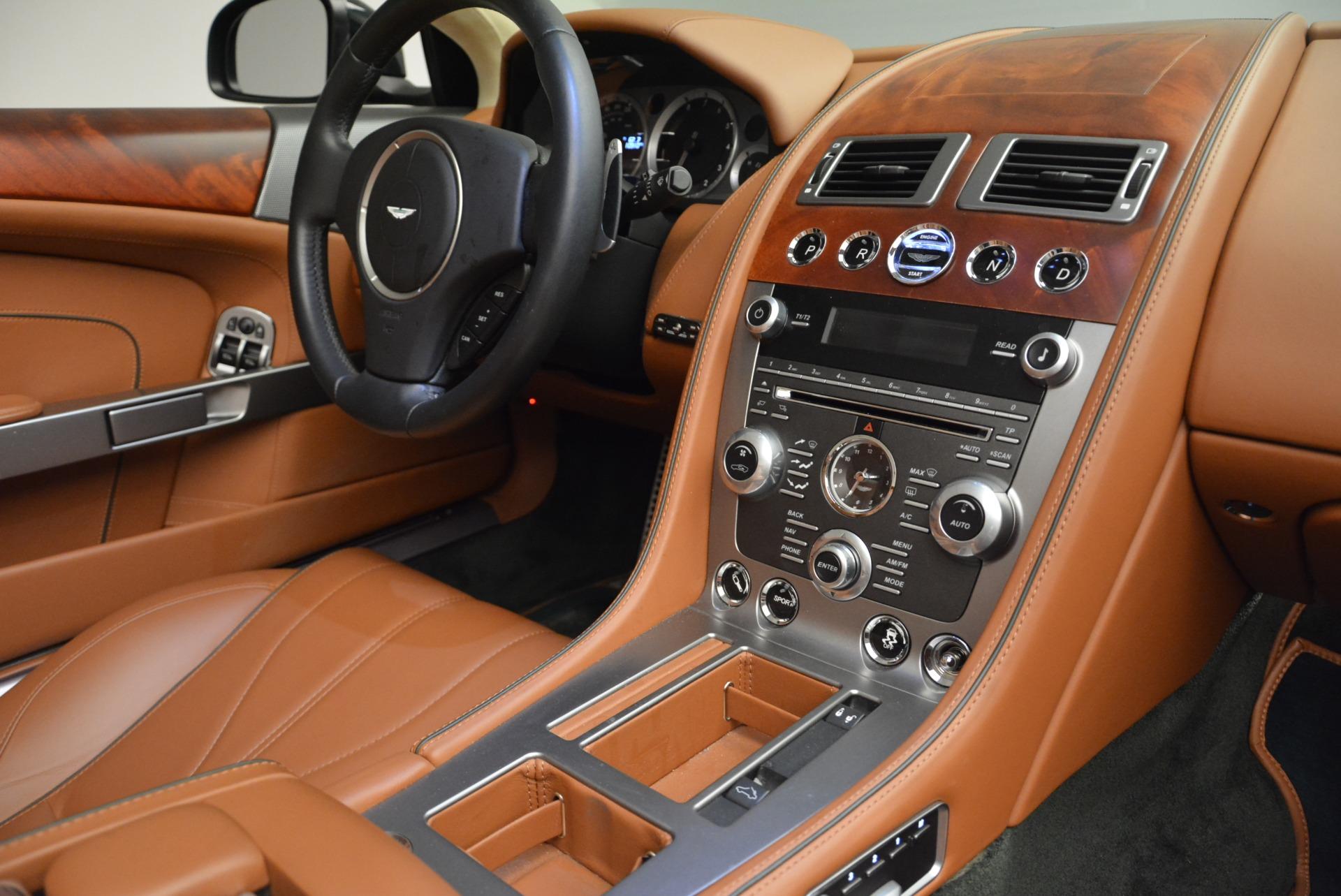 Used 2012 Aston Martin Virage Volante For Sale In Westport, CT 2508_p24