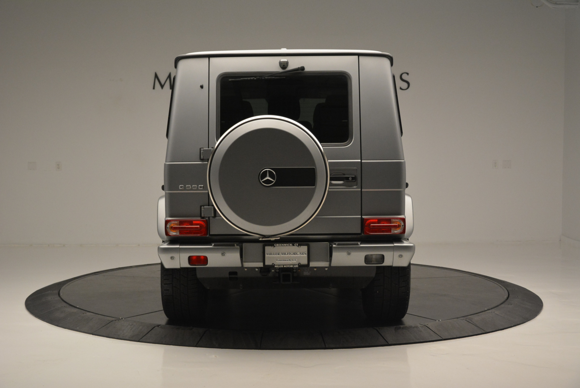 Used 2016 Mercedes-Benz G-Class G 550 For Sale In Westport, CT 2510_p6