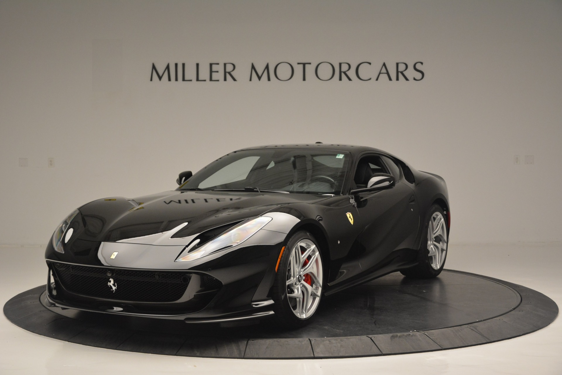 Used 2018 Ferrari 812 Superfast  For Sale In Westport, CT 2511_main