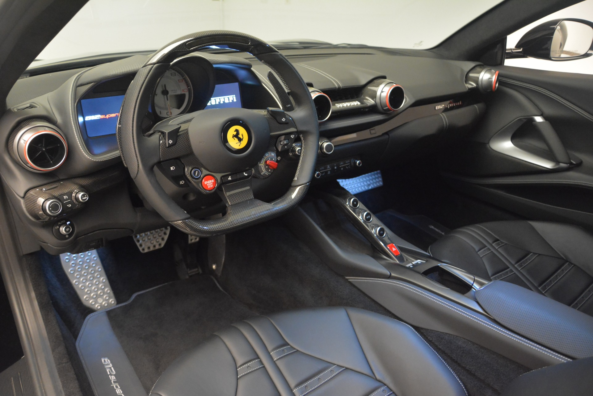 Used 2018 Ferrari 812 Superfast  For Sale In Westport, CT 2511_p13