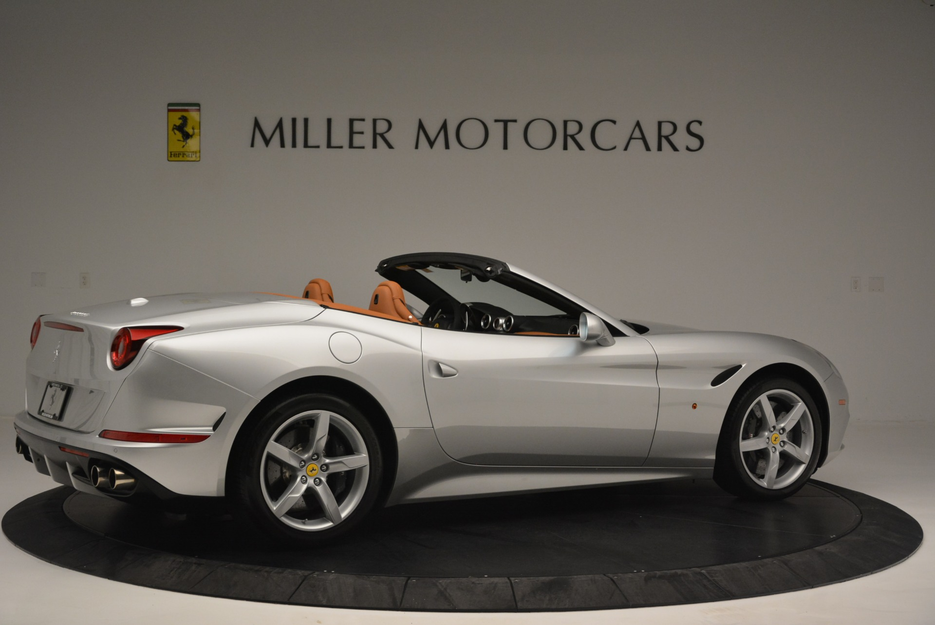 Used 2015 Ferrari California T  For Sale In Westport, CT 2514_p8