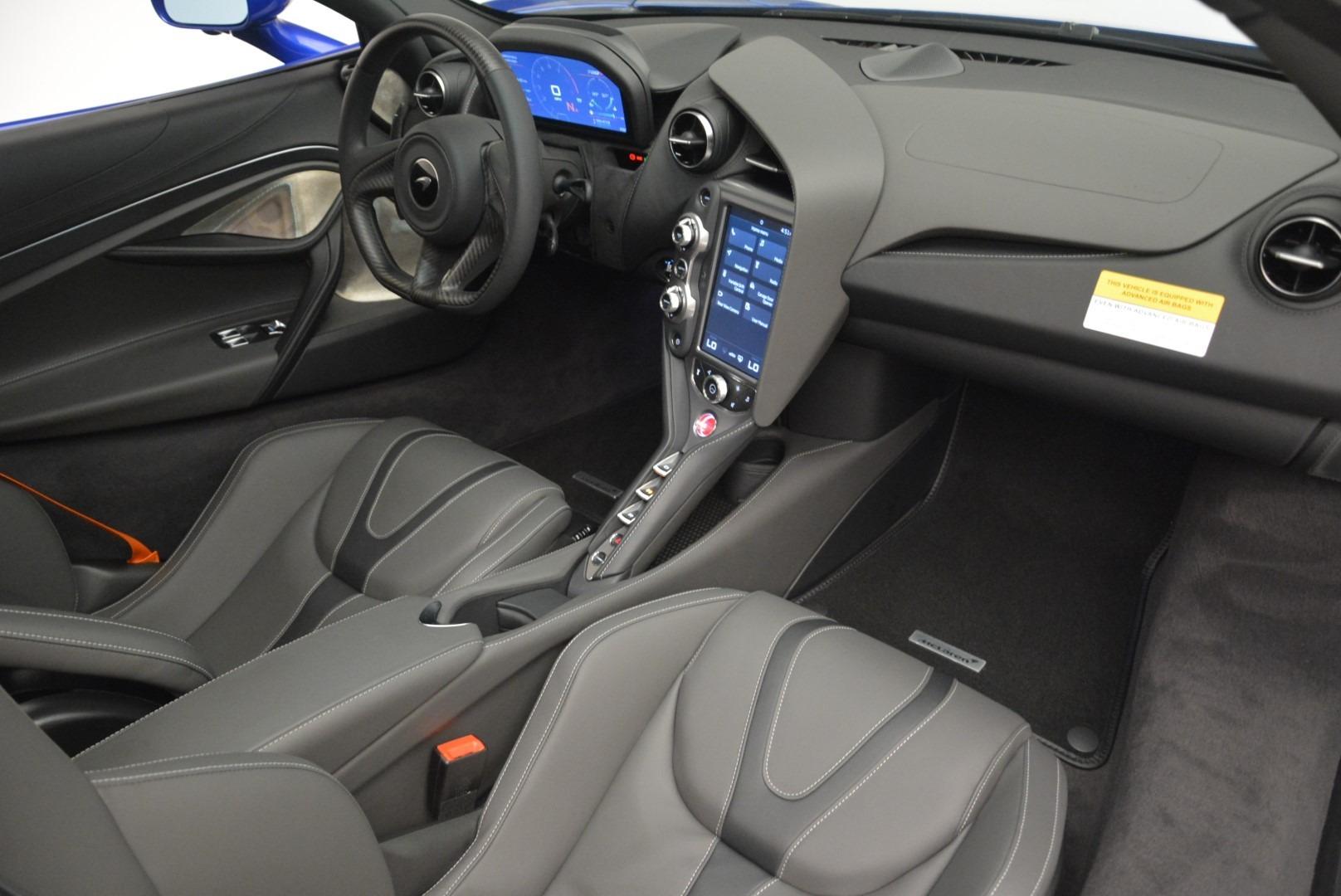 Used 2019 McLaren 720S Coupe For Sale In Westport, CT 2516_p19