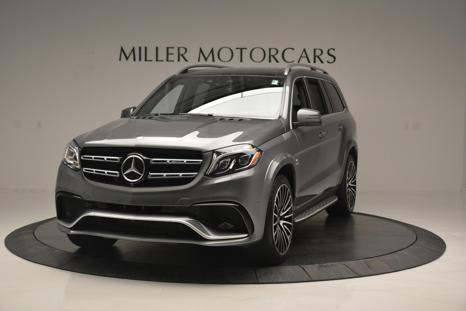 Used 2017 Mercedes-Benz GLS AMG GLS 63 For Sale In Westport, CT 2518_main