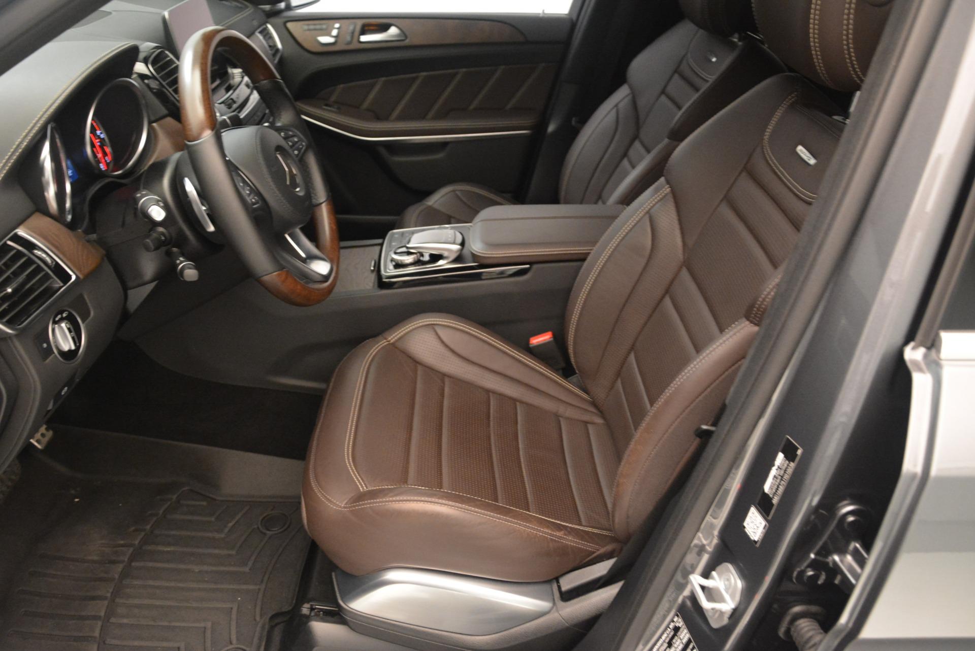 Used 2017 Mercedes-Benz GLS AMG GLS 63 For Sale In Westport, CT 2518_p15