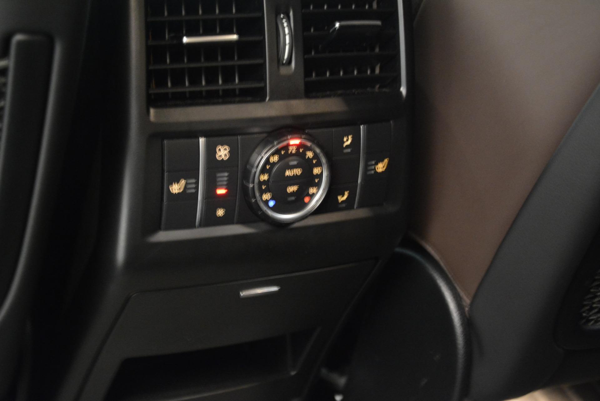 Used 2017 Mercedes-Benz GLS AMG GLS 63 For Sale In Westport, CT 2518_p23