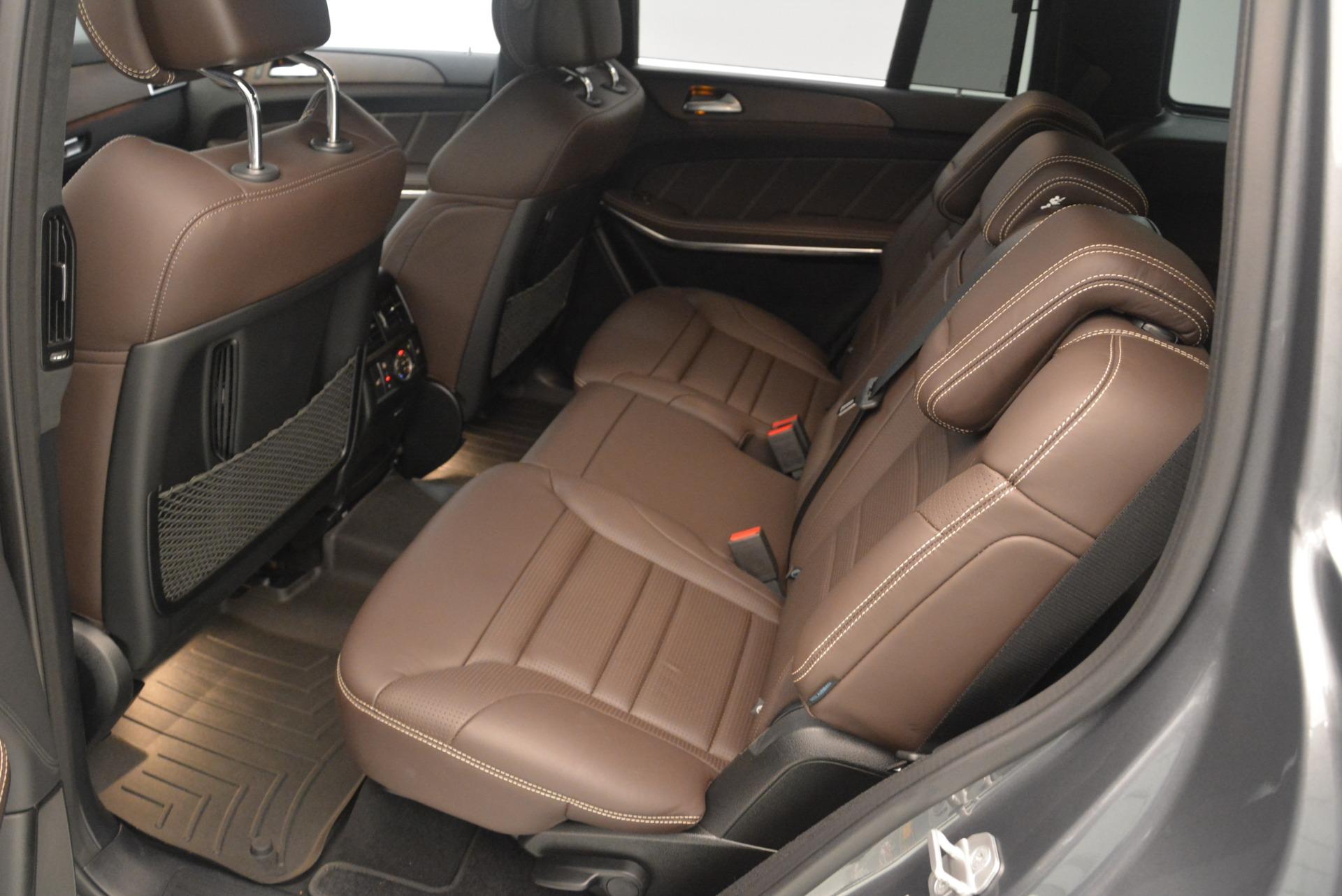 Used 2017 Mercedes-Benz GLS AMG GLS 63 For Sale In Westport, CT 2518_p27