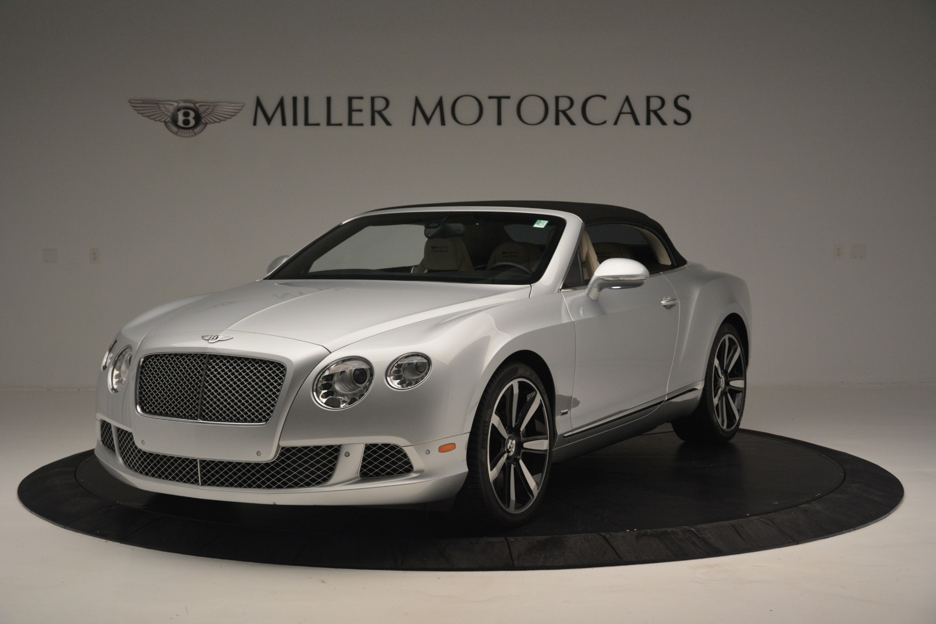 Used 2013 Bentley Continental GT W12 Le Mans Edition For Sale In Westport, CT 2519_p10
