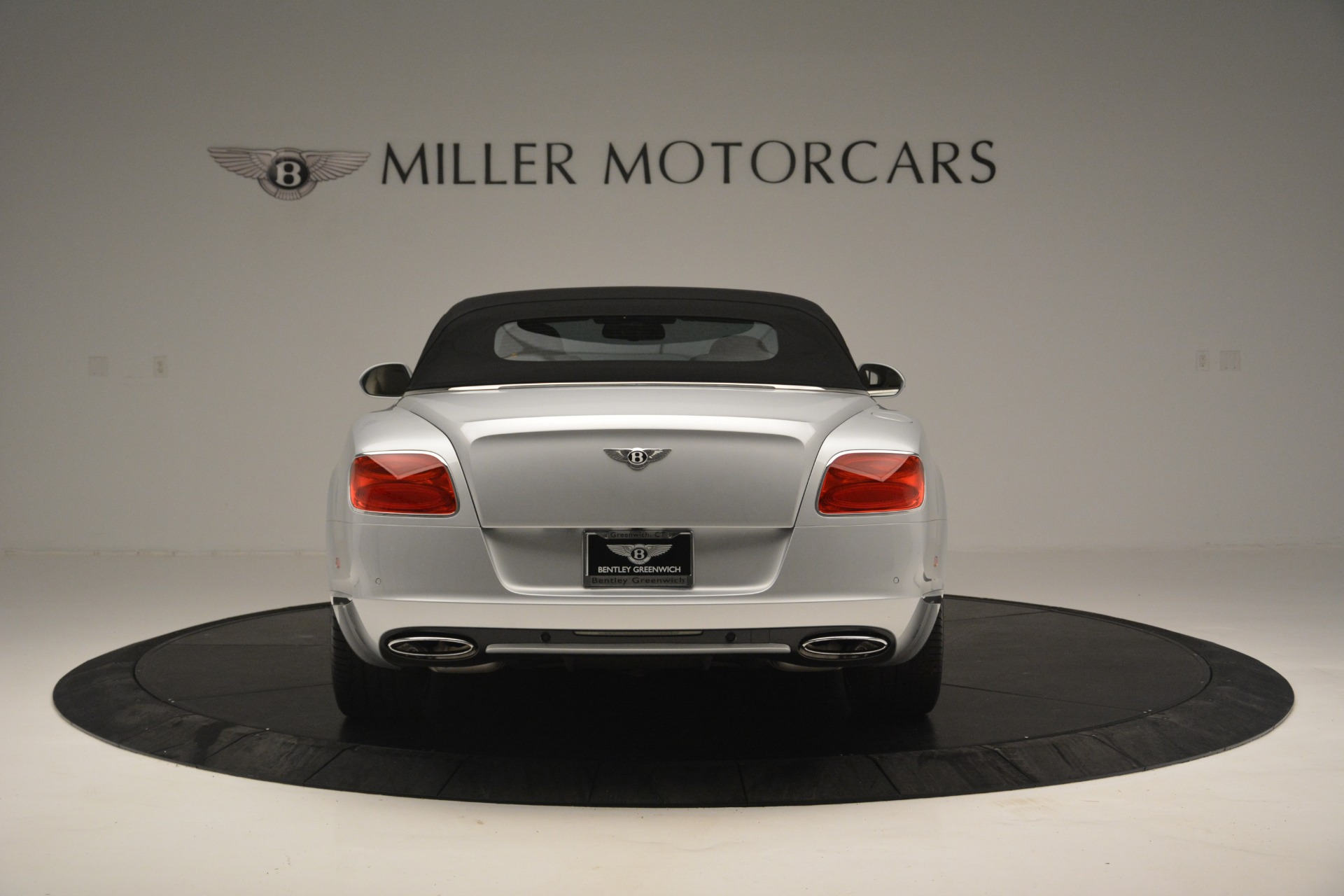 Used 2013 Bentley Continental GT W12 Le Mans Edition For Sale In Westport, CT 2519_p13
