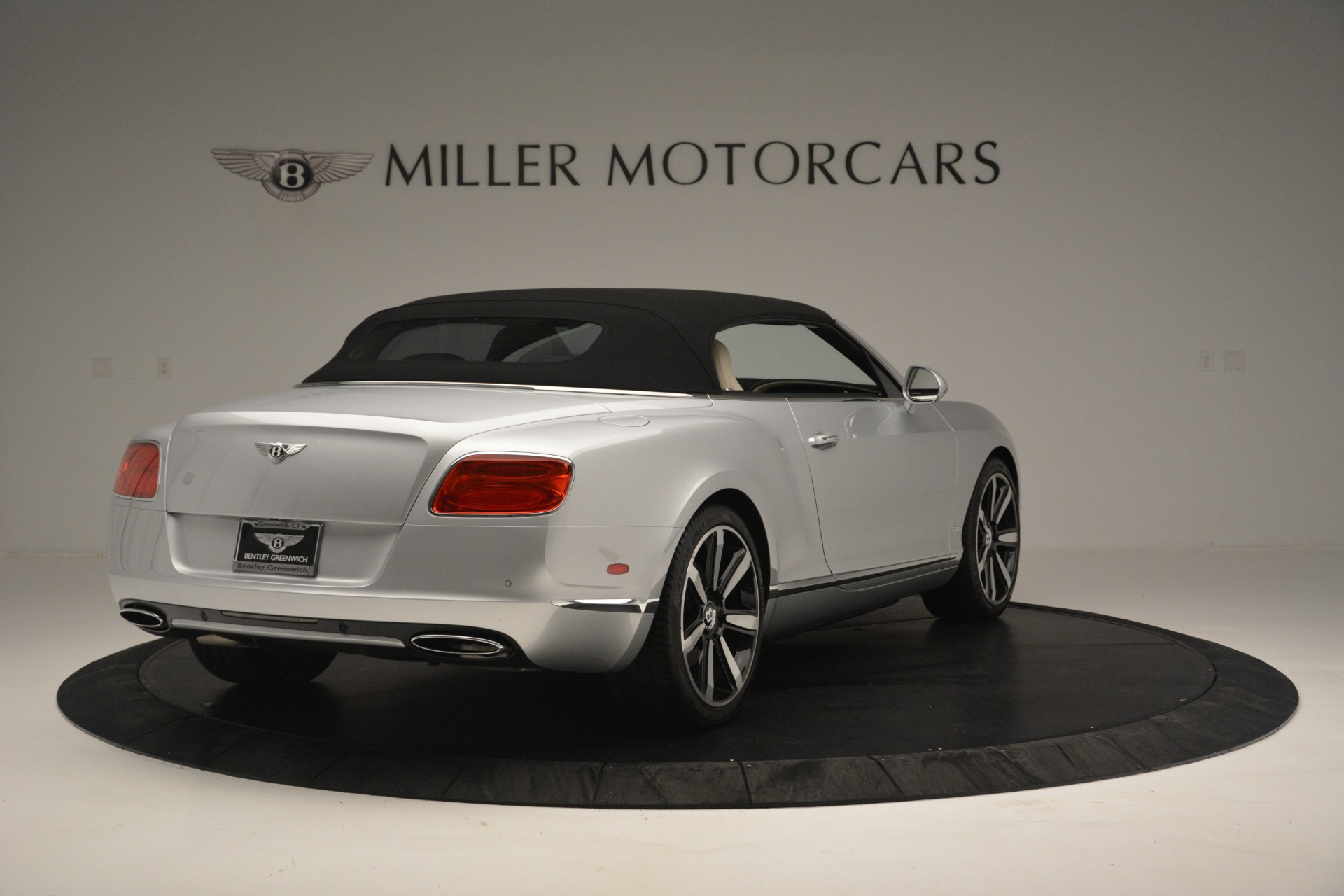 Used 2013 Bentley Continental GT W12 Le Mans Edition For Sale In Westport, CT 2519_p14