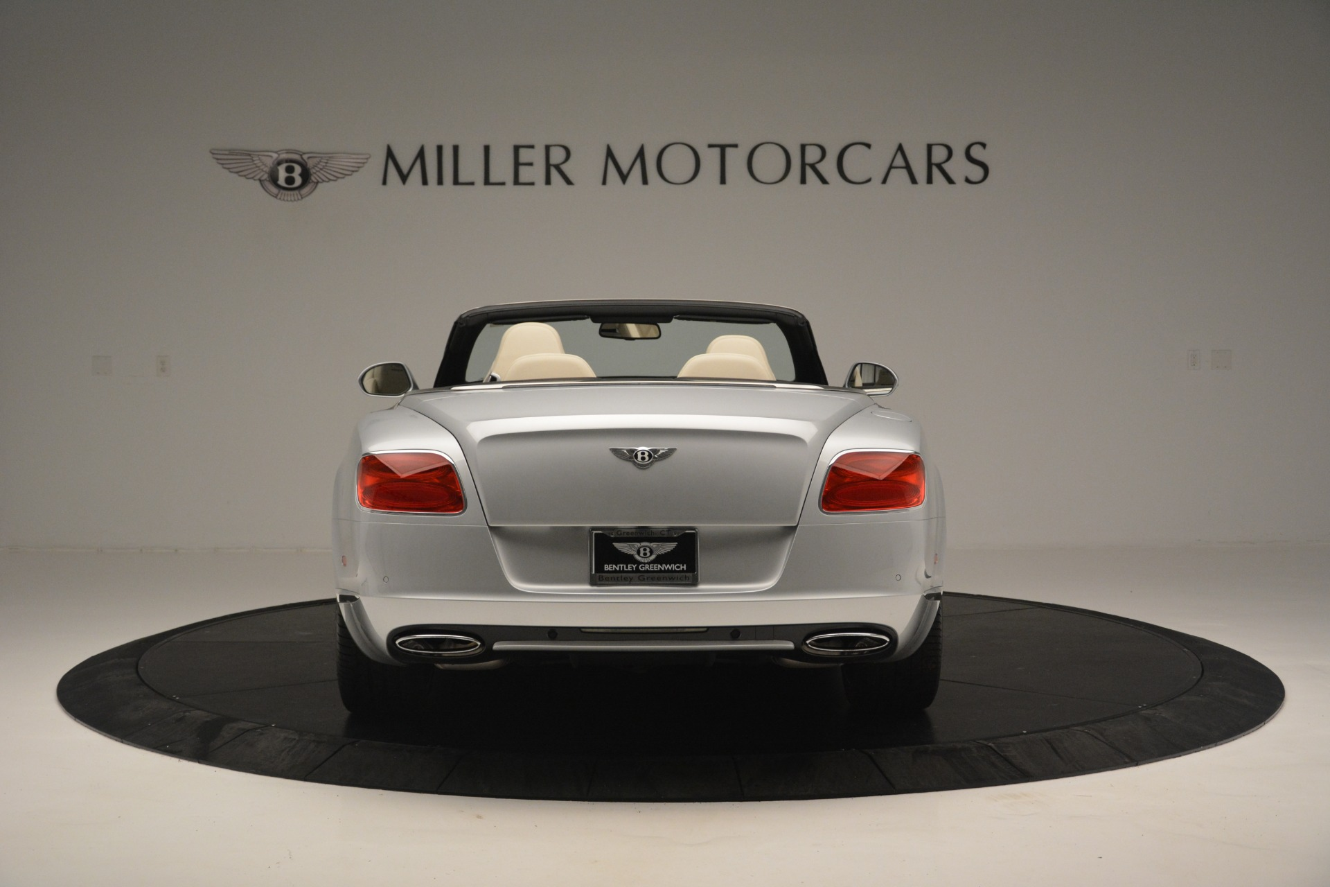 Used 2013 Bentley Continental GT W12 Le Mans Edition For Sale In Westport, CT 2519_p5