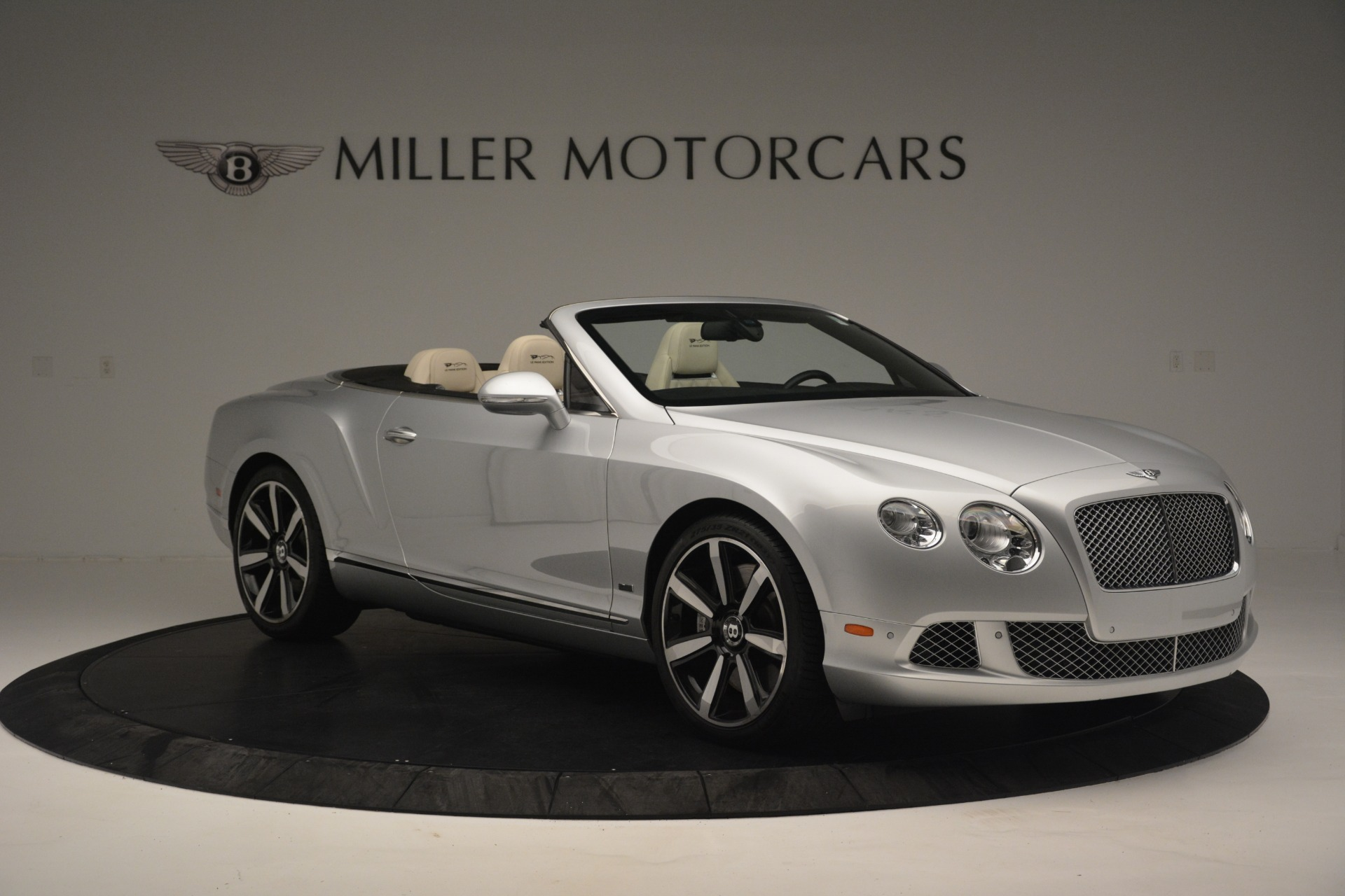 Used 2013 Bentley Continental GT W12 Le Mans Edition For Sale In Westport, CT 2519_p8
