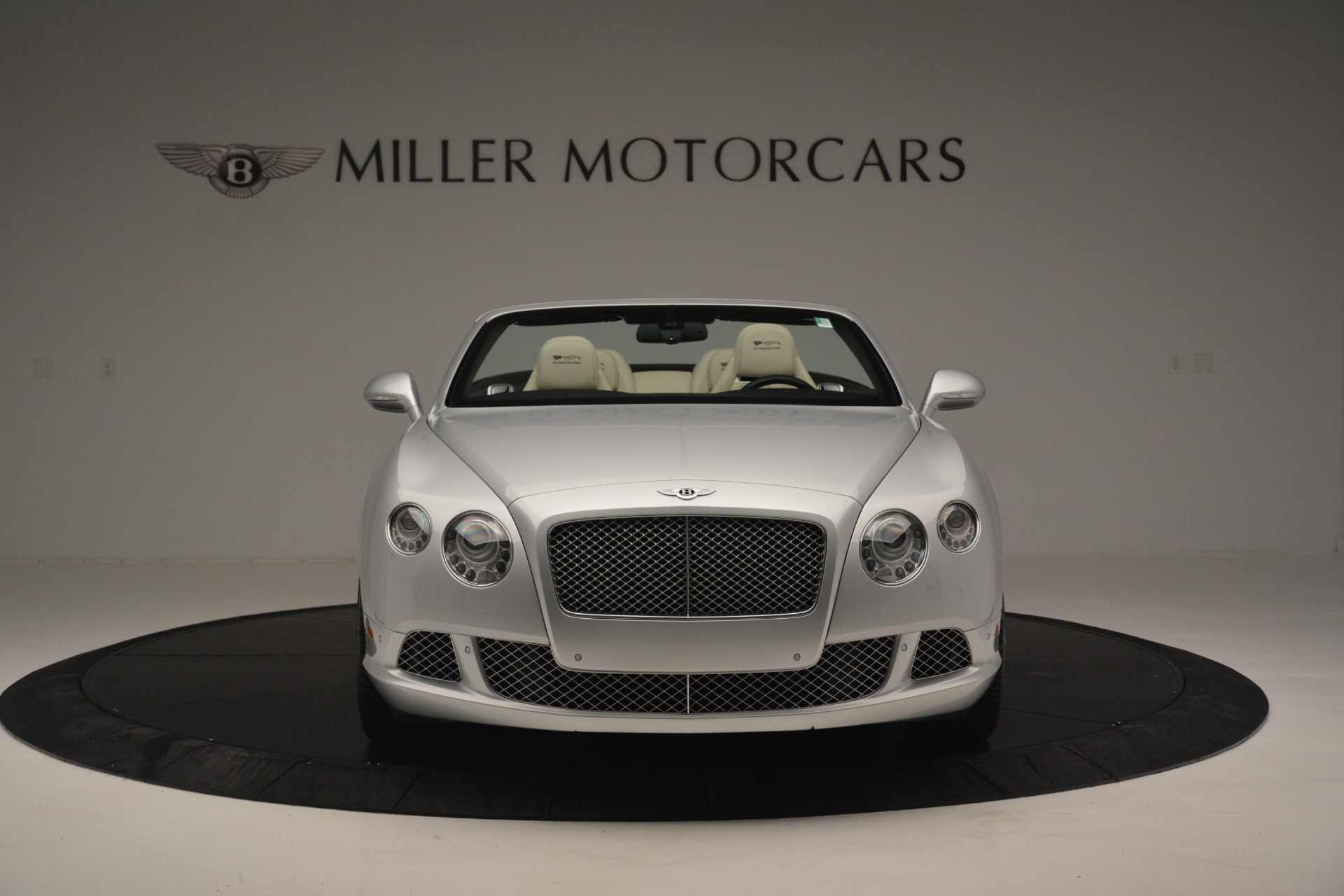 Used 2013 Bentley Continental GT W12 Le Mans Edition For Sale In Westport, CT 2519_p9