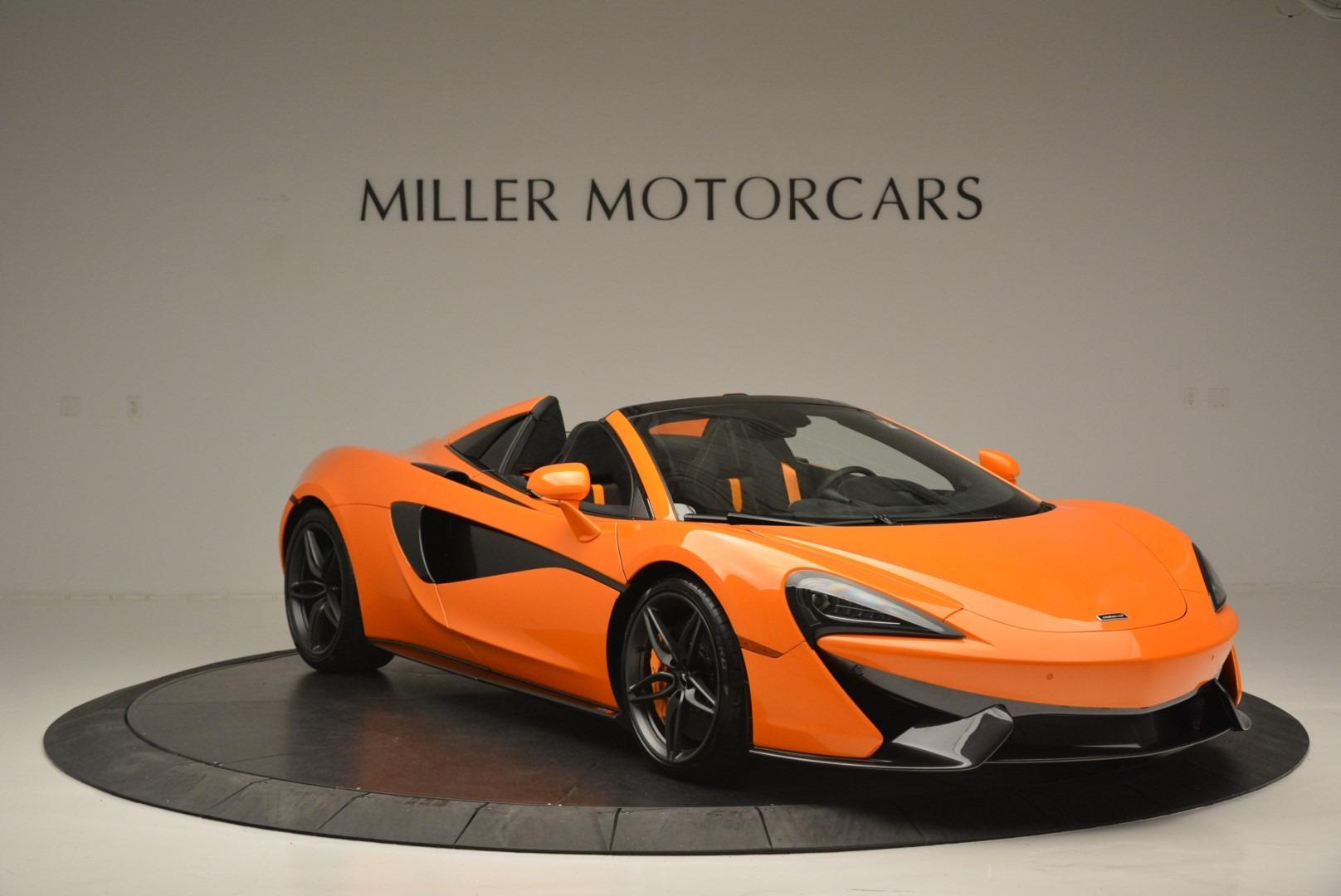 New 2019 McLaren 570S Spider Convertible For Sale In Westport, CT 2520_p11