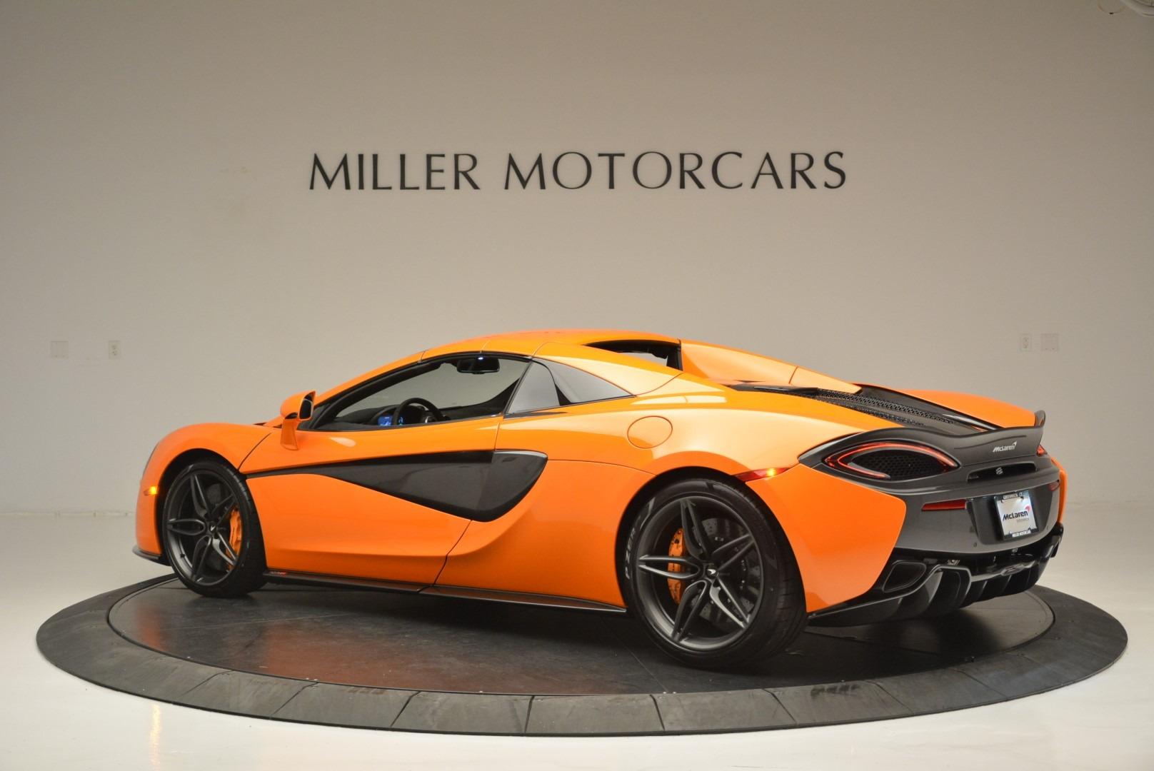 New 2019 McLaren 570S Spider Convertible For Sale In Westport, CT 2520_p18