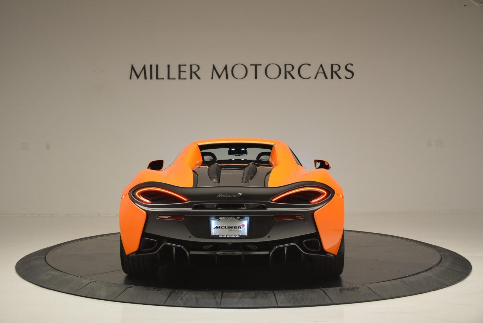 New 2019 McLaren 570S Spider Convertible For Sale In Westport, CT 2520_p19