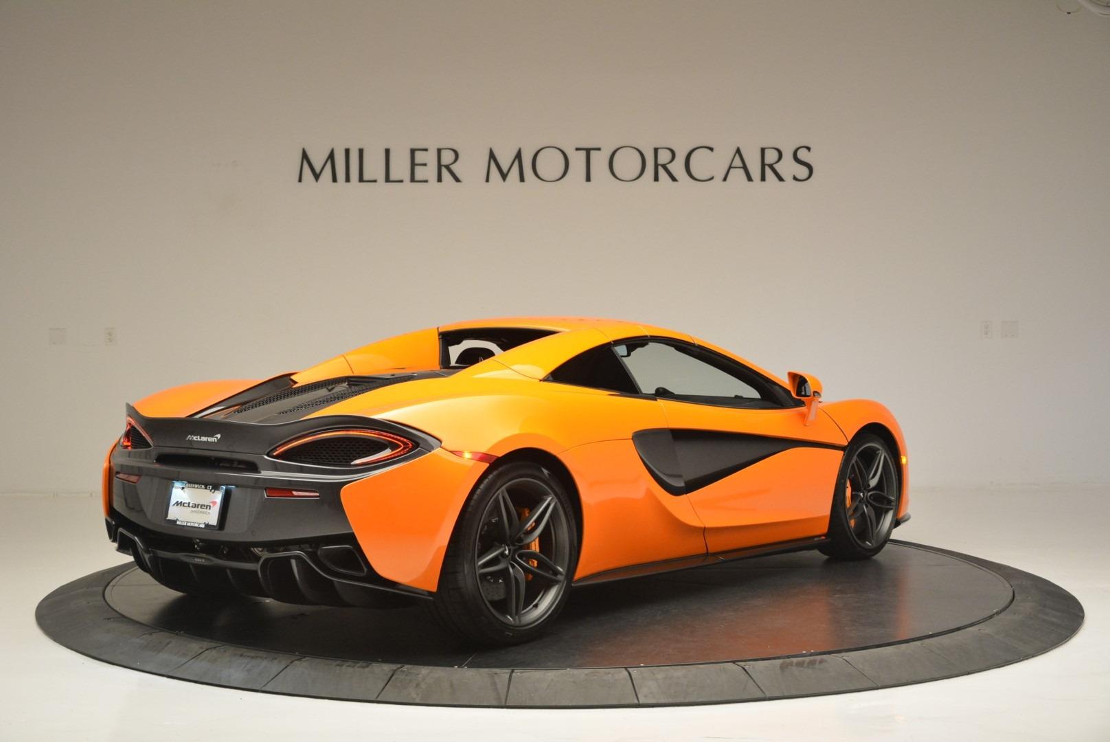 New 2019 McLaren 570S Spider Convertible For Sale In Westport, CT 2520_p20