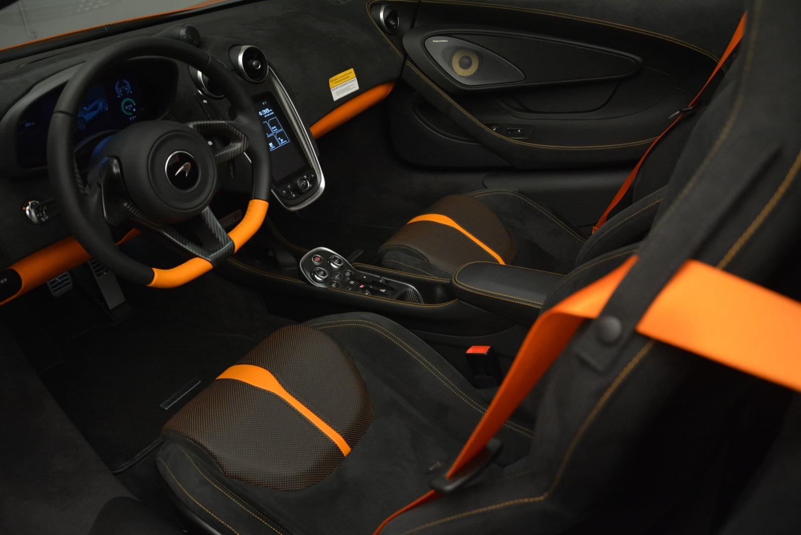 New 2019 McLaren 570S Spider Convertible For Sale In Westport, CT 2520_p24