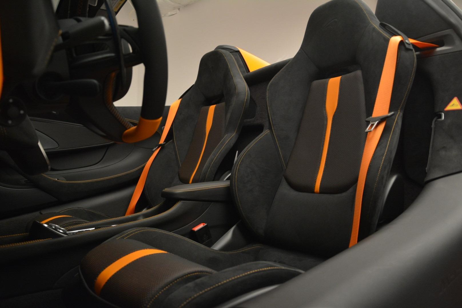 New 2019 McLaren 570S Spider Convertible For Sale In Westport, CT 2520_p26