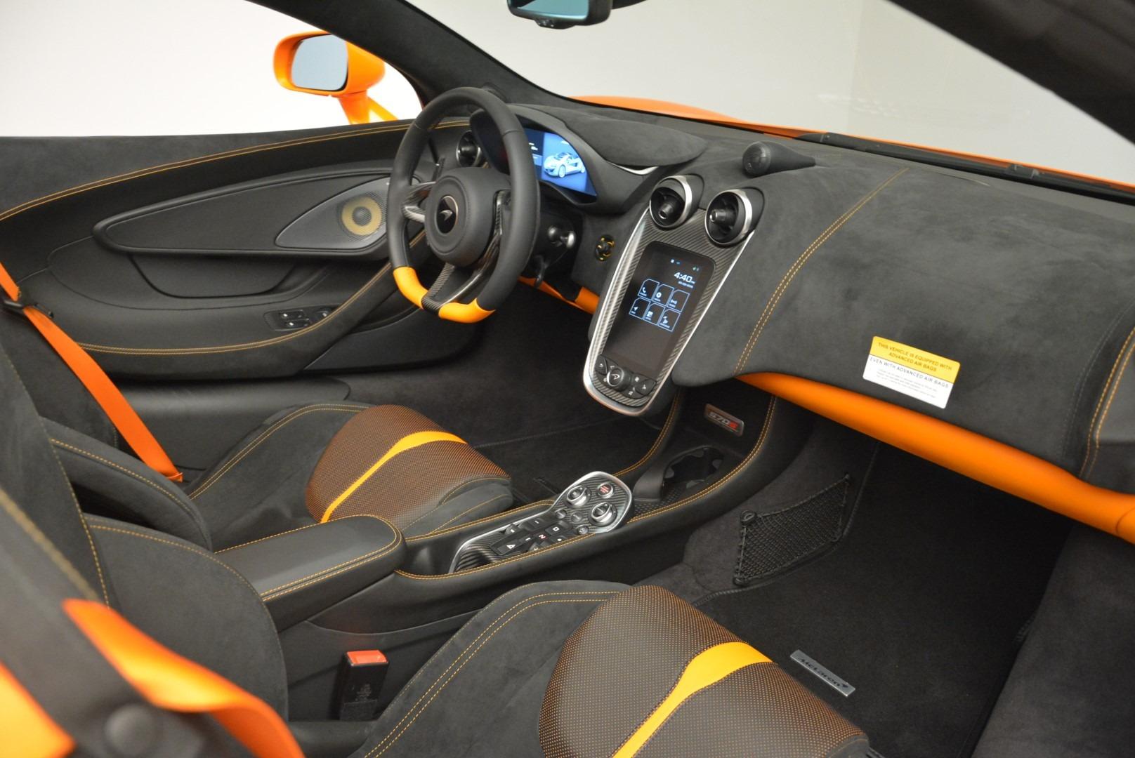 New 2019 McLaren 570S Spider Convertible For Sale In Westport, CT 2520_p27