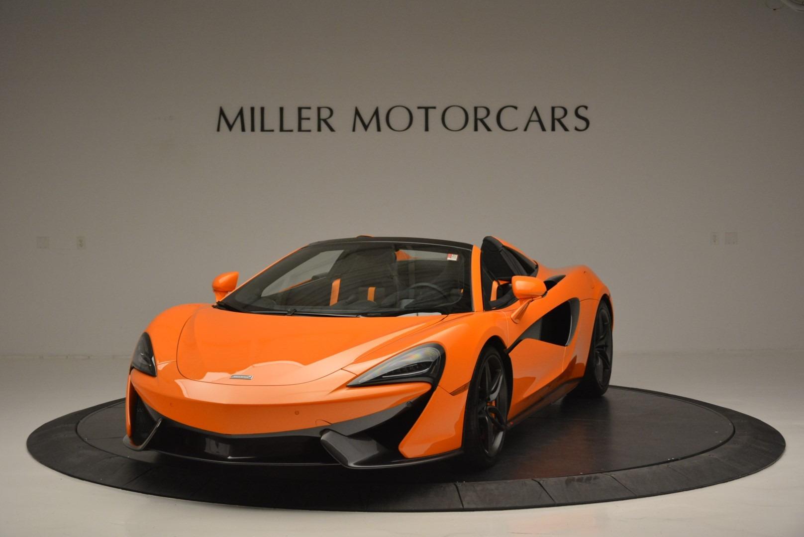 New 2019 McLaren 570S Spider Convertible For Sale In Westport, CT 2520_p2