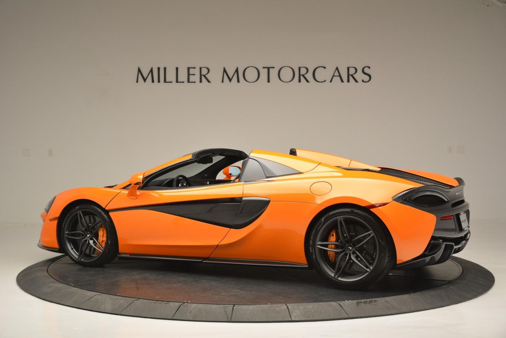 New 2019 McLaren 570S Spider Convertible For Sale In Westport, CT 2520_p4