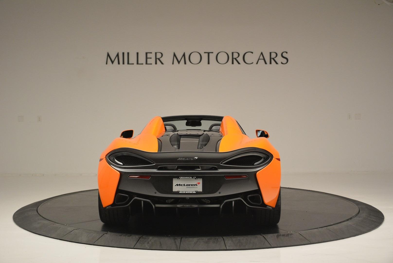 New 2019 McLaren 570S Spider Convertible For Sale In Westport, CT 2520_p6