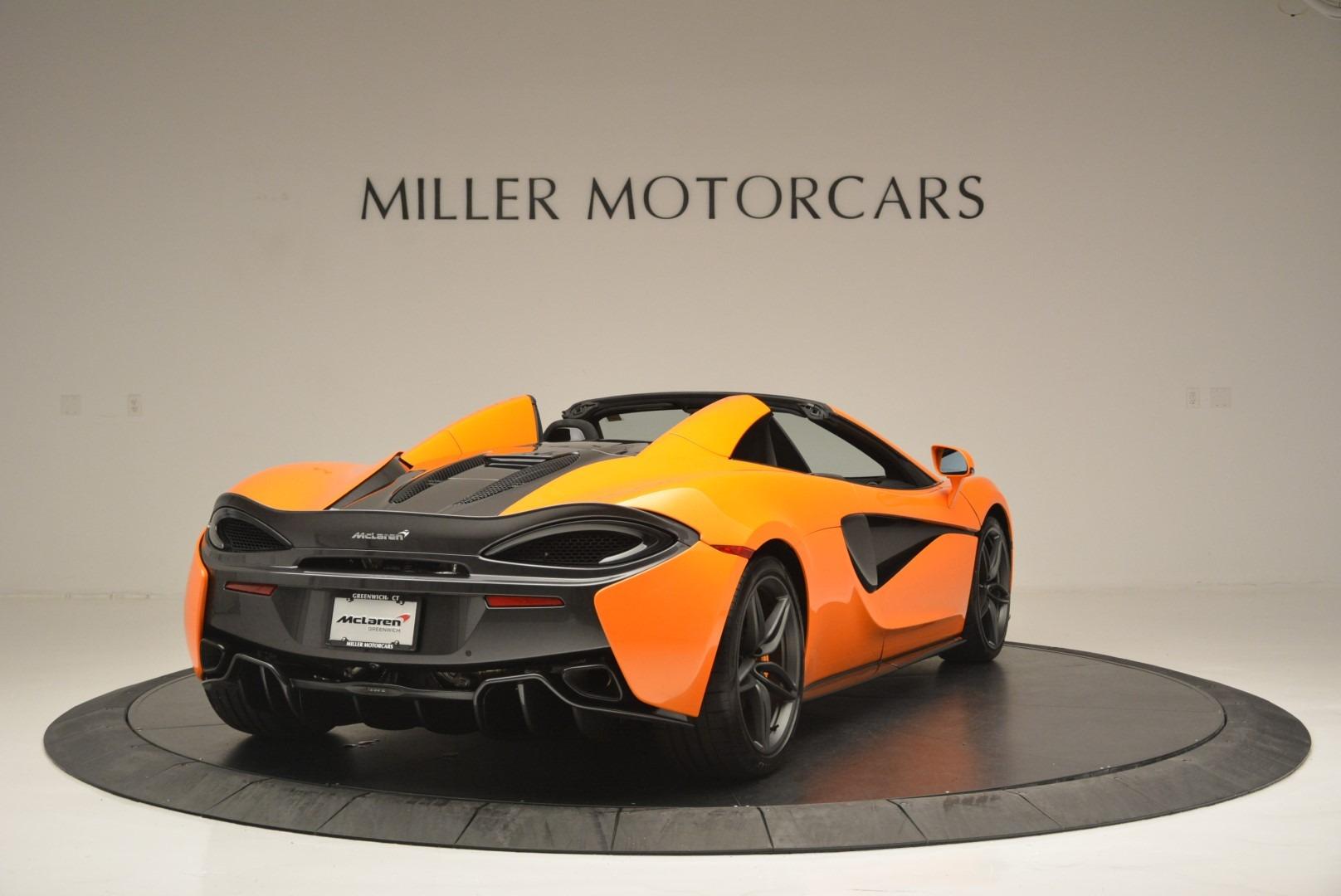 New 2019 McLaren 570S Spider Convertible For Sale In Westport, CT 2520_p7