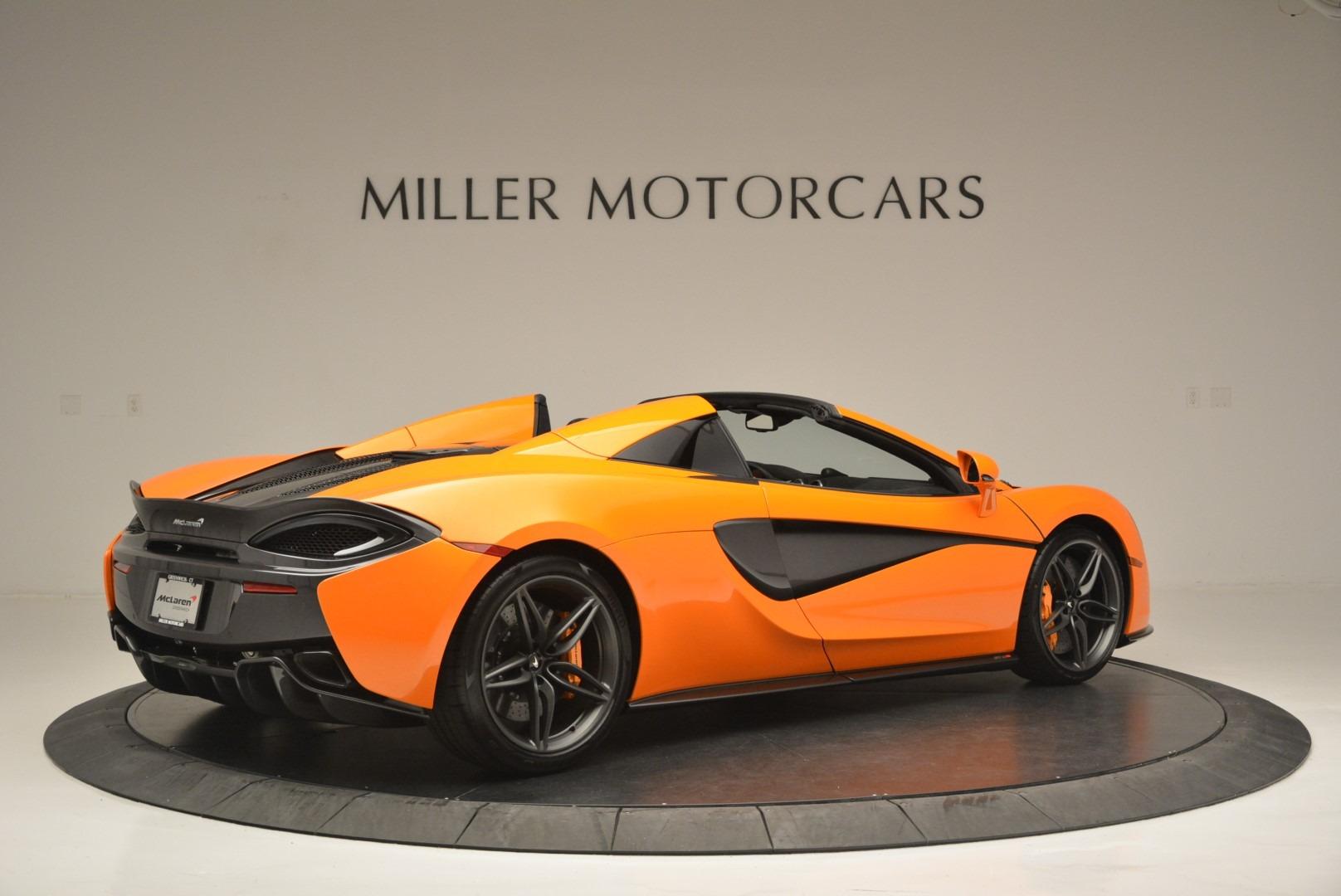 New 2019 McLaren 570S Spider Convertible For Sale In Westport, CT 2520_p8