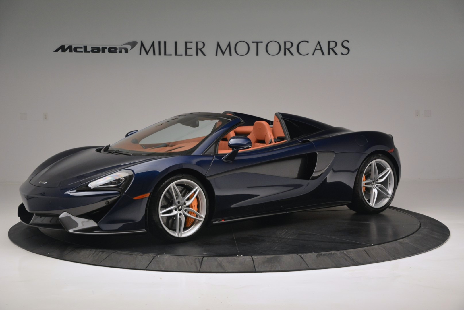 New 2019 McLaren 570S Spider Convertible For Sale In Westport, CT 2521_main