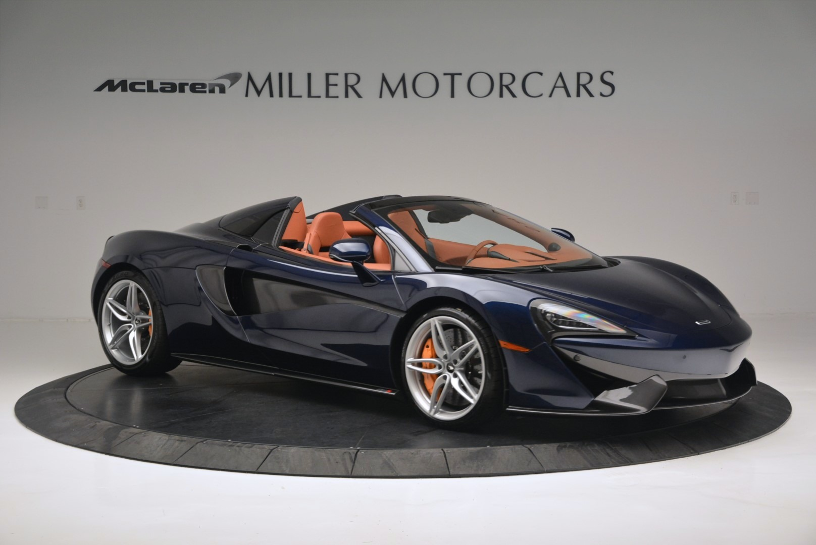 New 2019 McLaren 570S Spider Convertible For Sale In Westport, CT 2521_p10