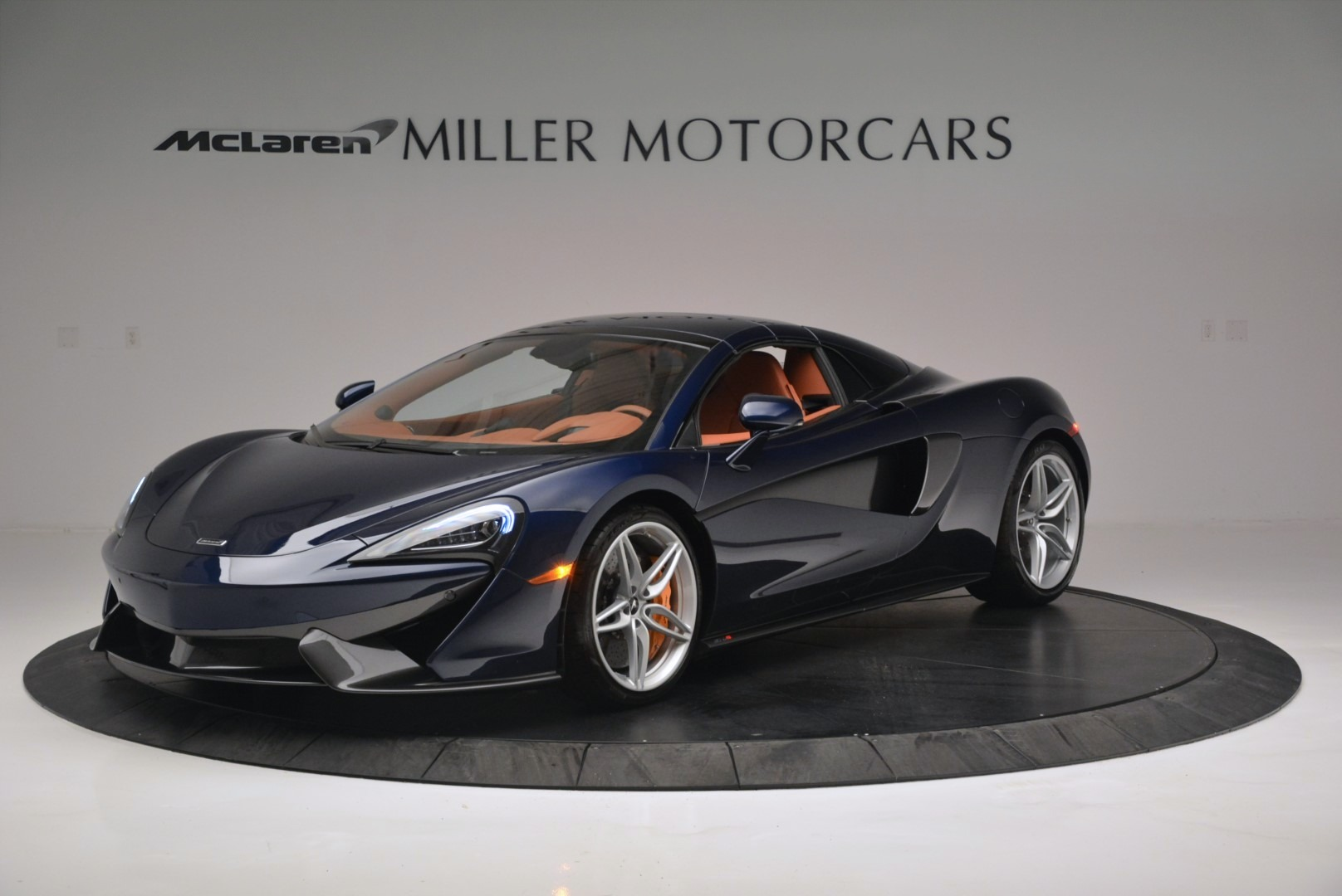 New 2019 McLaren 570S Spider Convertible For Sale In Westport, CT 2521_p15