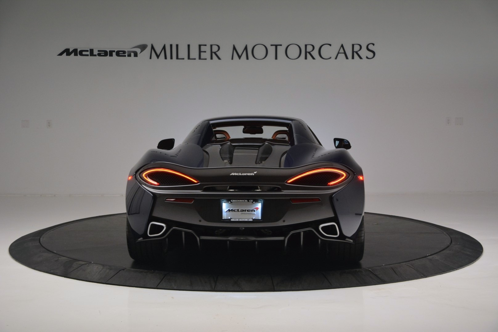 New 2019 McLaren 570S Spider Convertible For Sale In Westport, CT 2521_p18