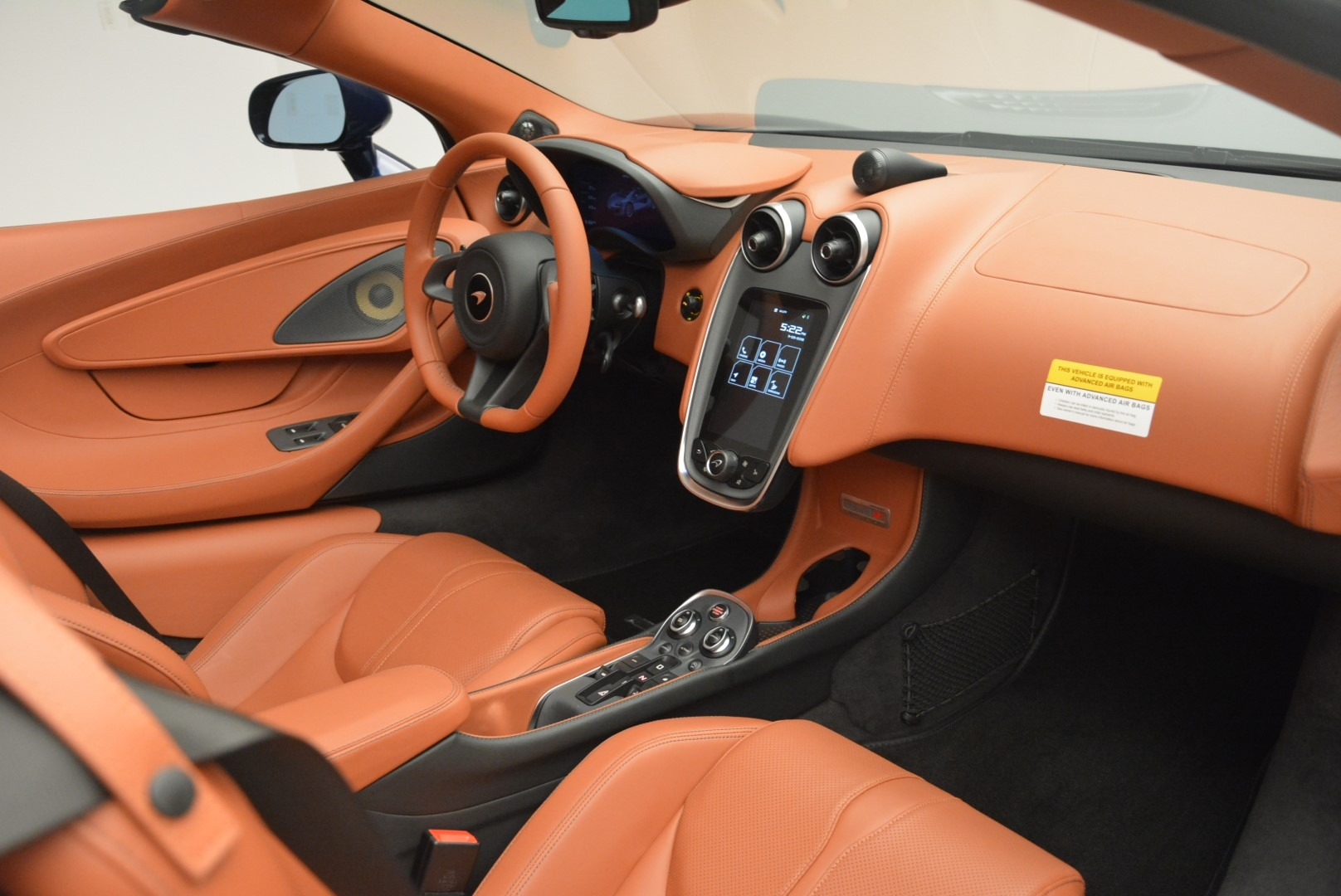New 2019 McLaren 570S Spider Convertible For Sale In Westport, CT 2521_p26