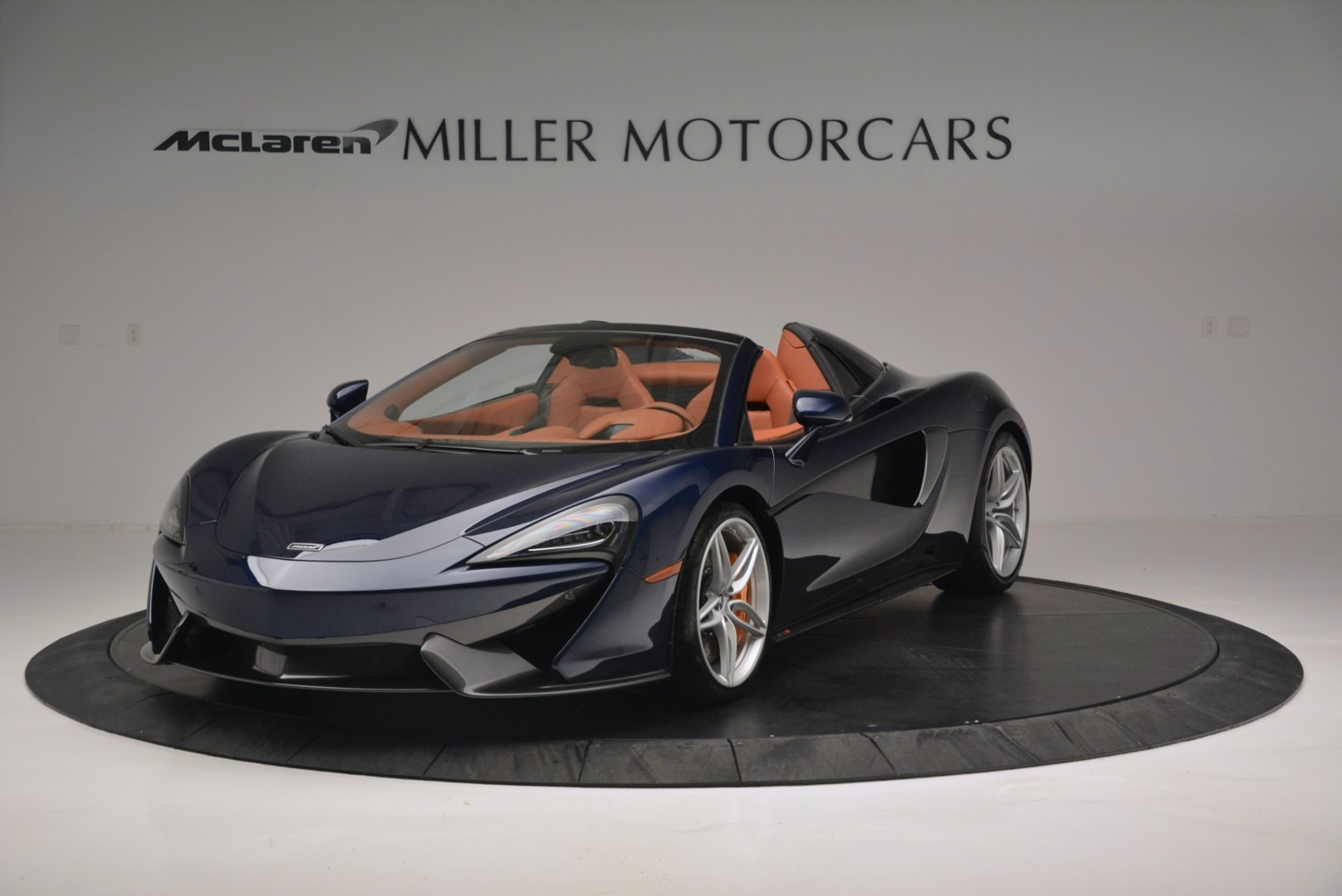 New 2019 McLaren 570S Spider Convertible For Sale In Westport, CT 2521_p2