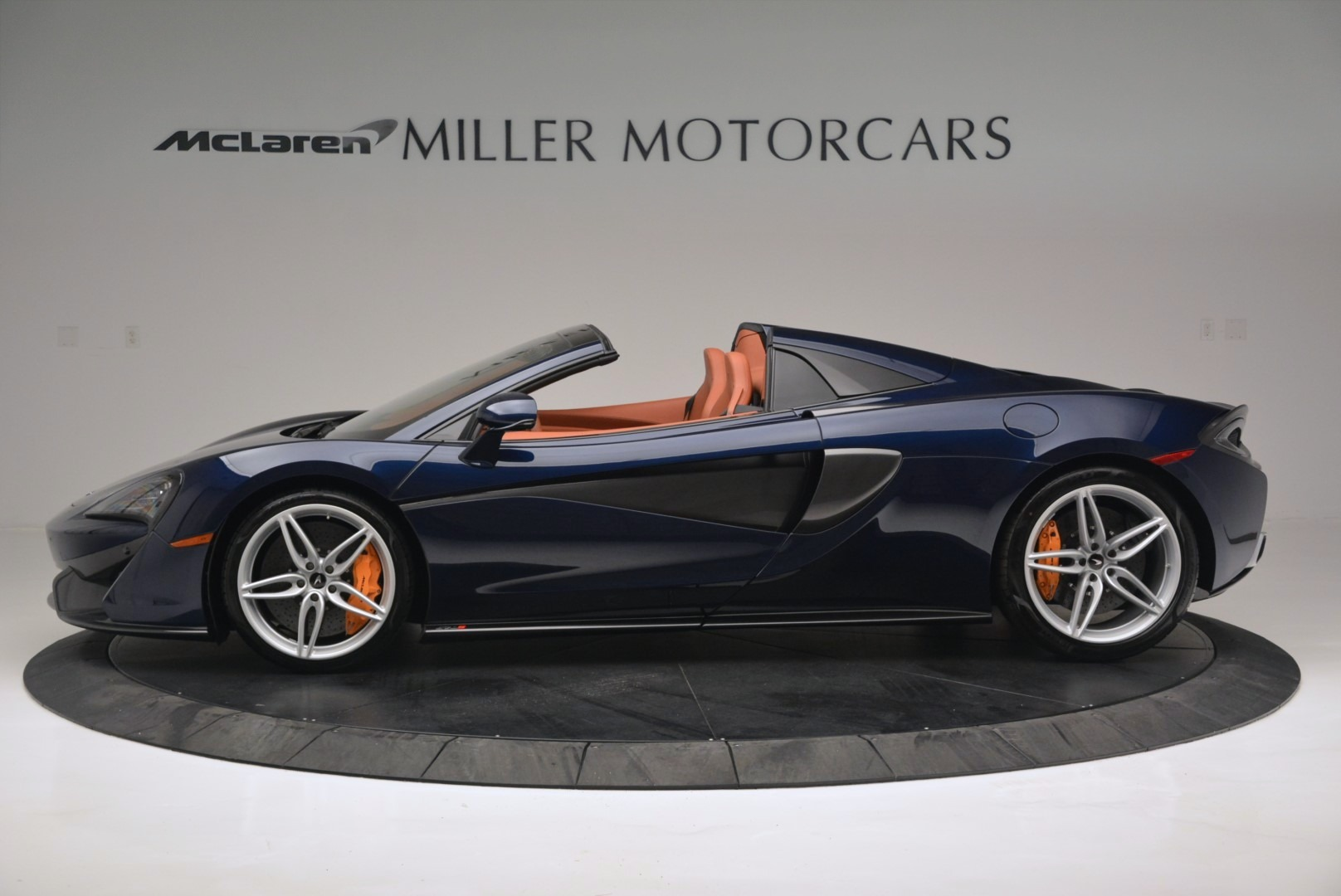 New 2019 McLaren 570S Spider Convertible For Sale In Westport, CT 2521_p3