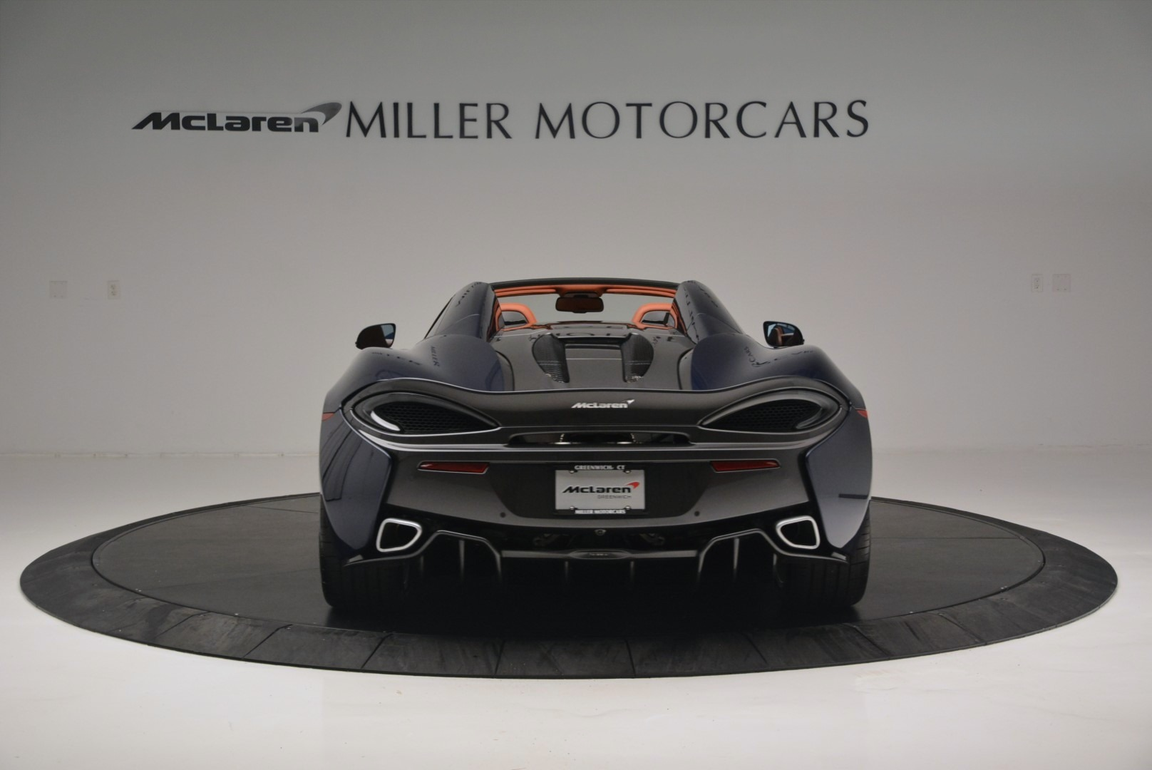 New 2019 McLaren 570S Spider Convertible For Sale In Westport, CT 2521_p6