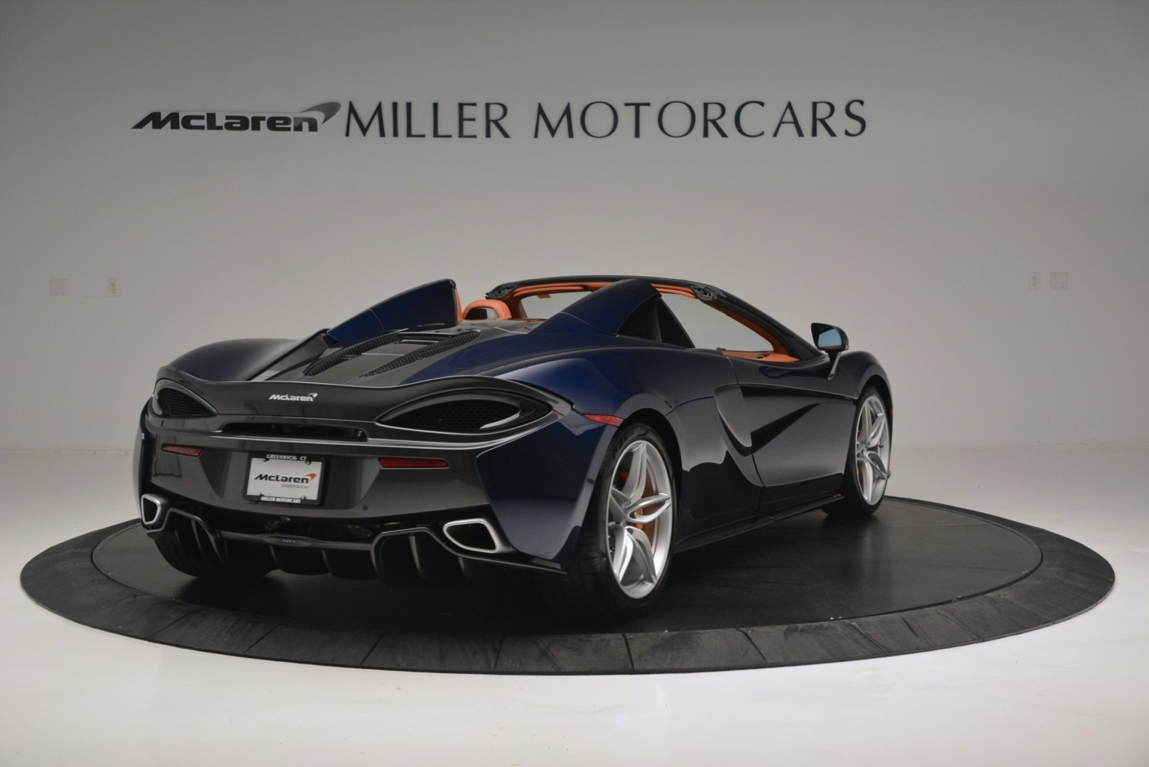 New 2019 McLaren 570S Spider Convertible For Sale In Westport, CT 2521_p7