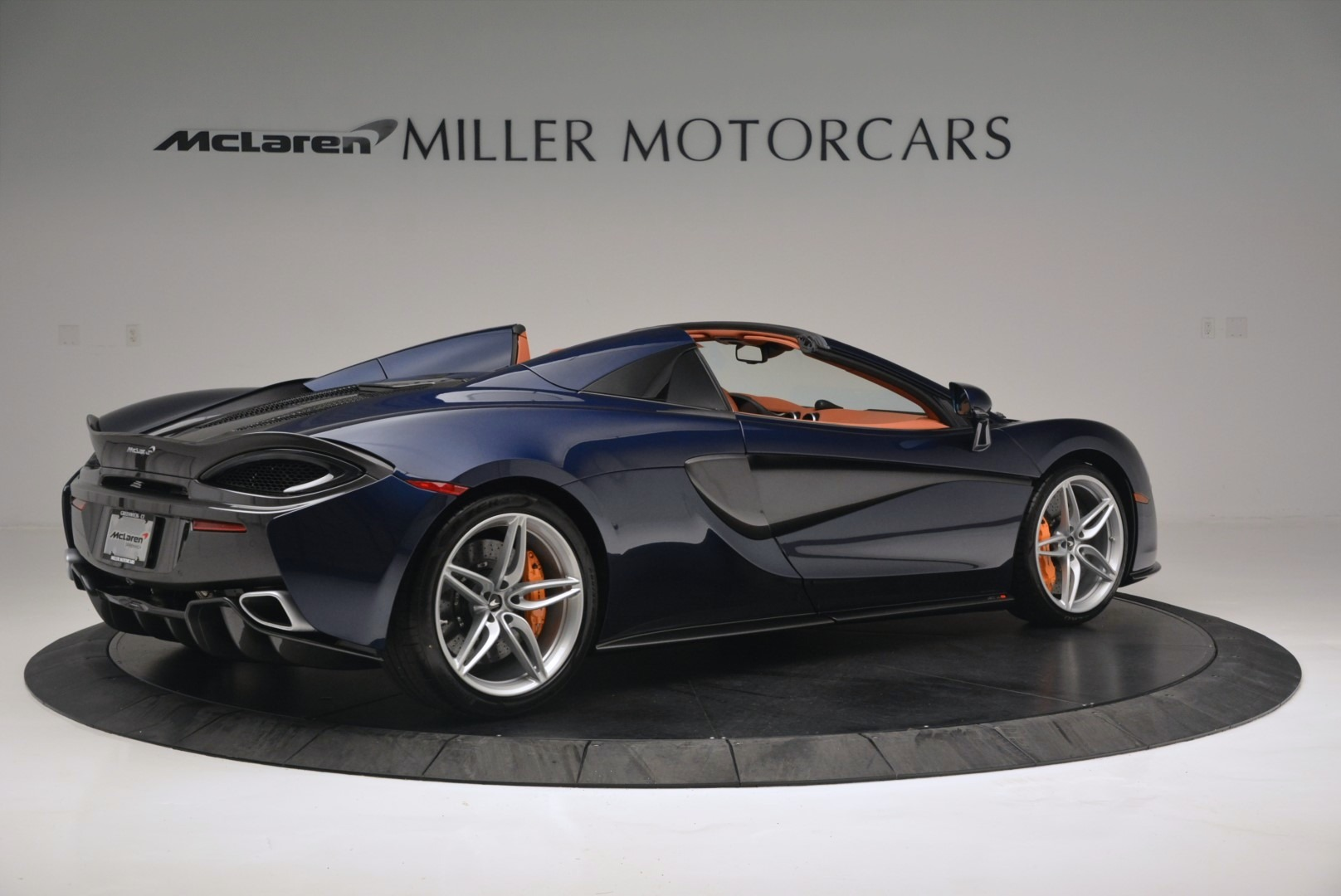 New 2019 McLaren 570S Spider Convertible For Sale In Westport, CT 2521_p8