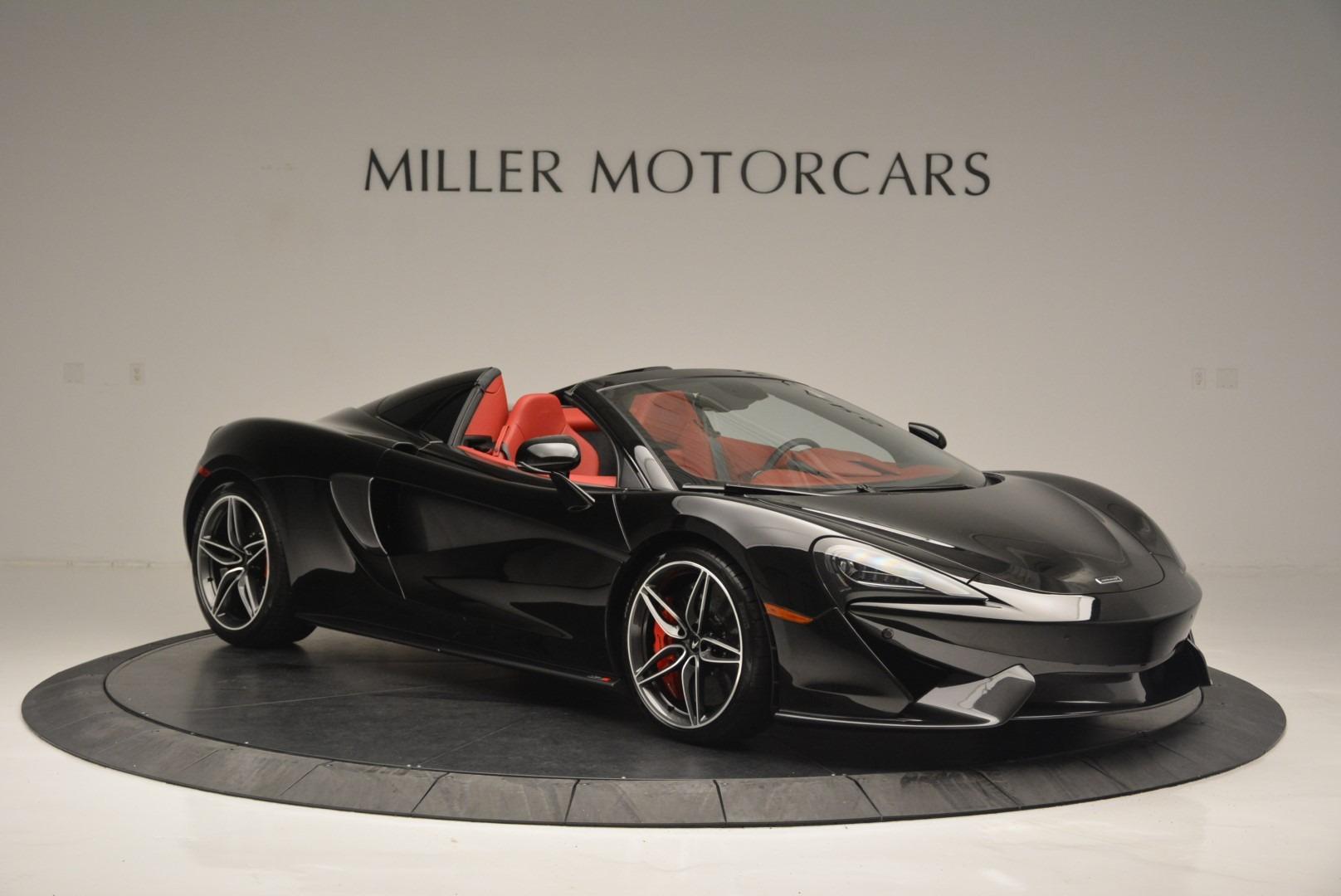 New 2019 McLaren 570S Spider Convertible For Sale In Westport, CT 2522_p10