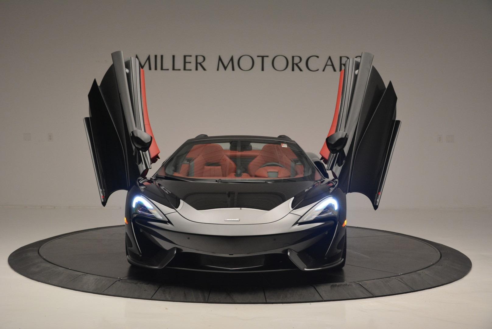 New 2019 McLaren 570S Spider Convertible For Sale In Westport, CT 2522_p13