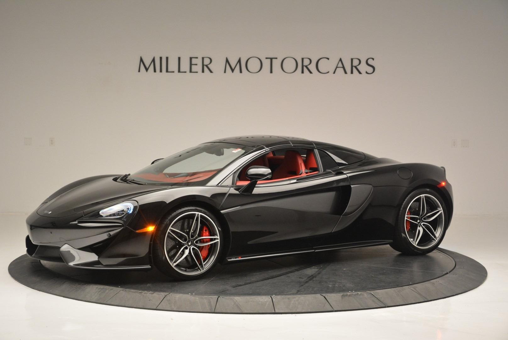 New 2019 McLaren 570S Spider Convertible For Sale In Westport, CT 2522_p15
