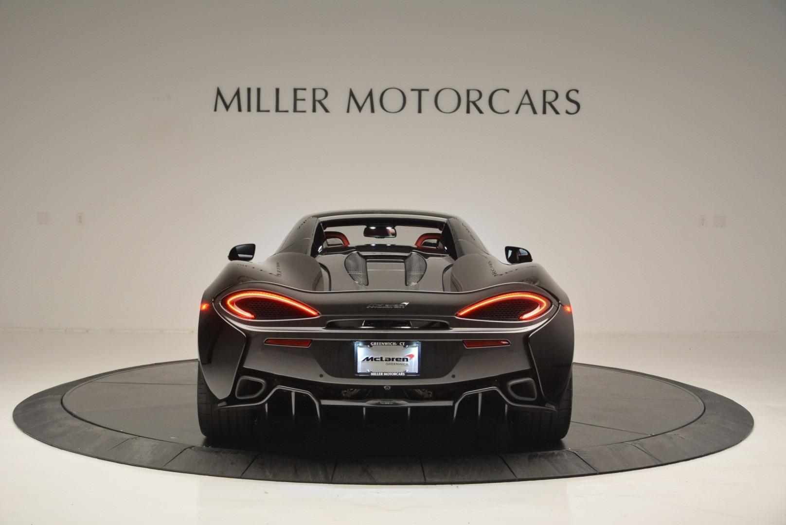 New 2019 McLaren 570S Spider Convertible For Sale In Westport, CT 2522_p18